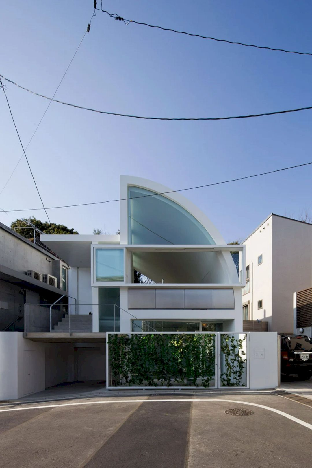 House At Hanegi Park By Shigeru Ban Architects 8