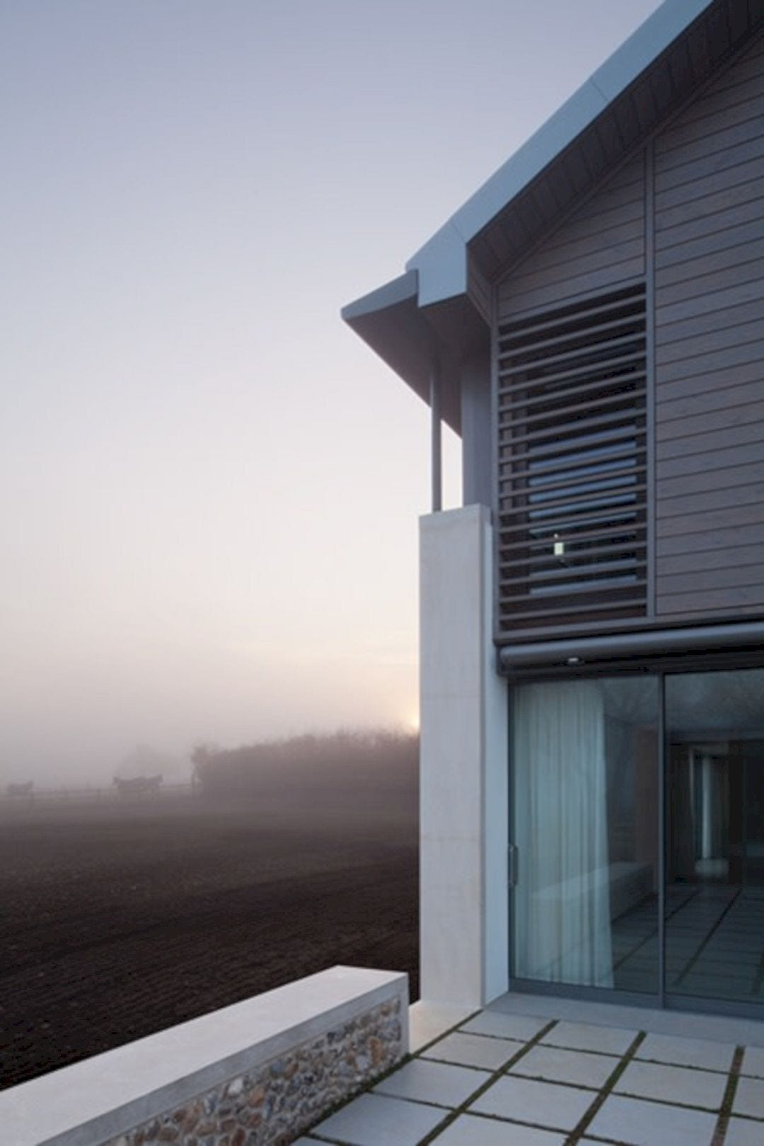 Living Architecture The Long House By Hopkins Architects 2