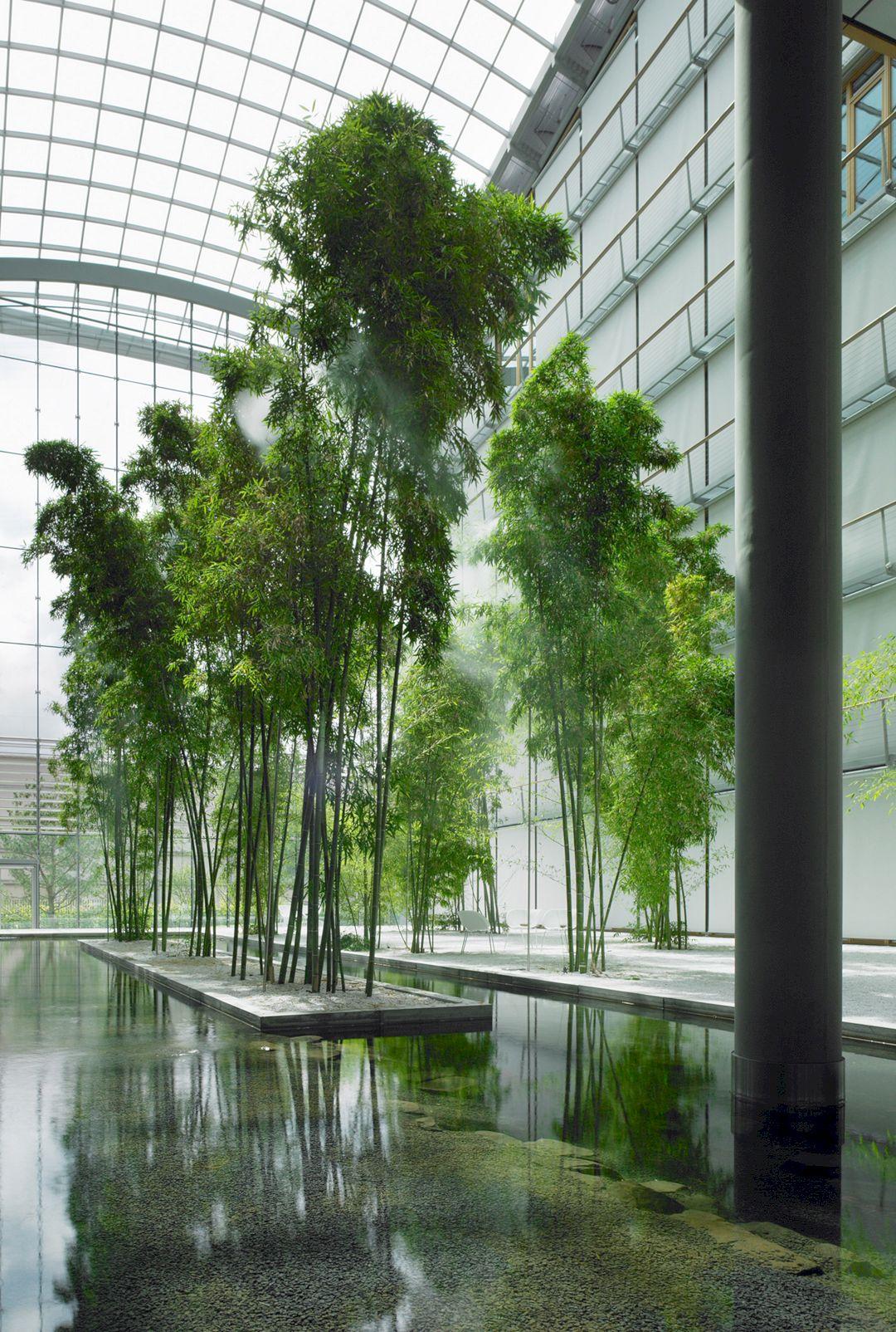 Lufthansa Aviation Center Frankfurt By Ingenhoven Architects 13