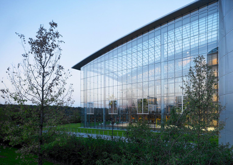 Lufthansa Aviation Center Frankfurt By Ingenhoven Architects 4