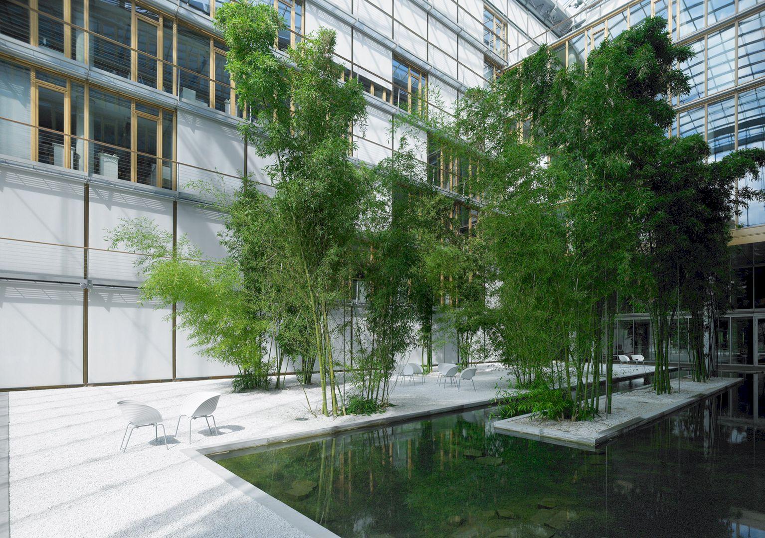 Lufthansa Aviation Center Frankfurt By Ingenhoven Architects 6