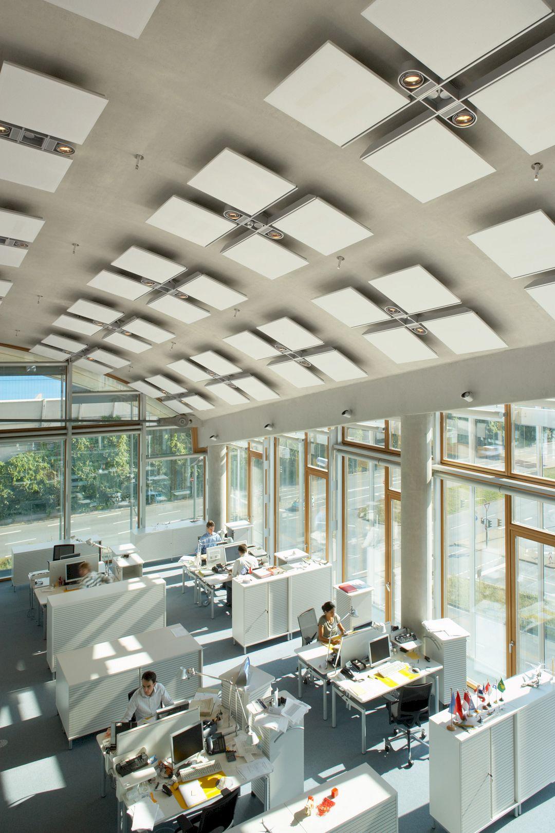 Lufthansa Aviation Center Frankfurt By Ingenhoven Architects 7