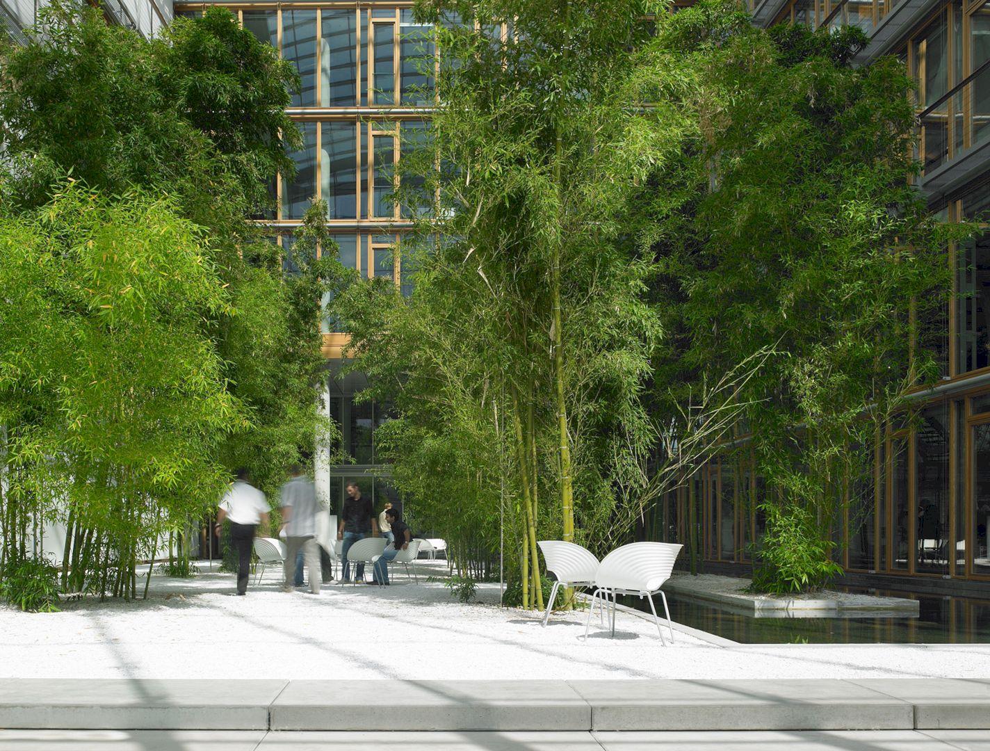Lufthansa Aviation Center Frankfurt By Ingenhoven Architects 9