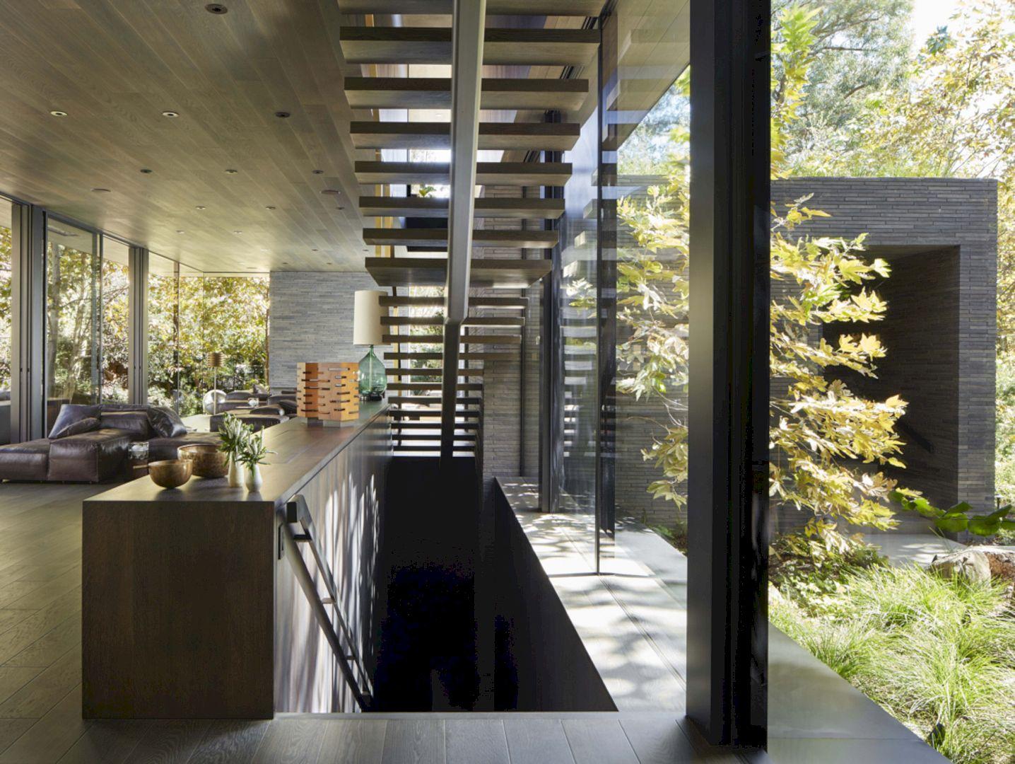 Mandeville Canyon By Marmol Radziner Architecture 11