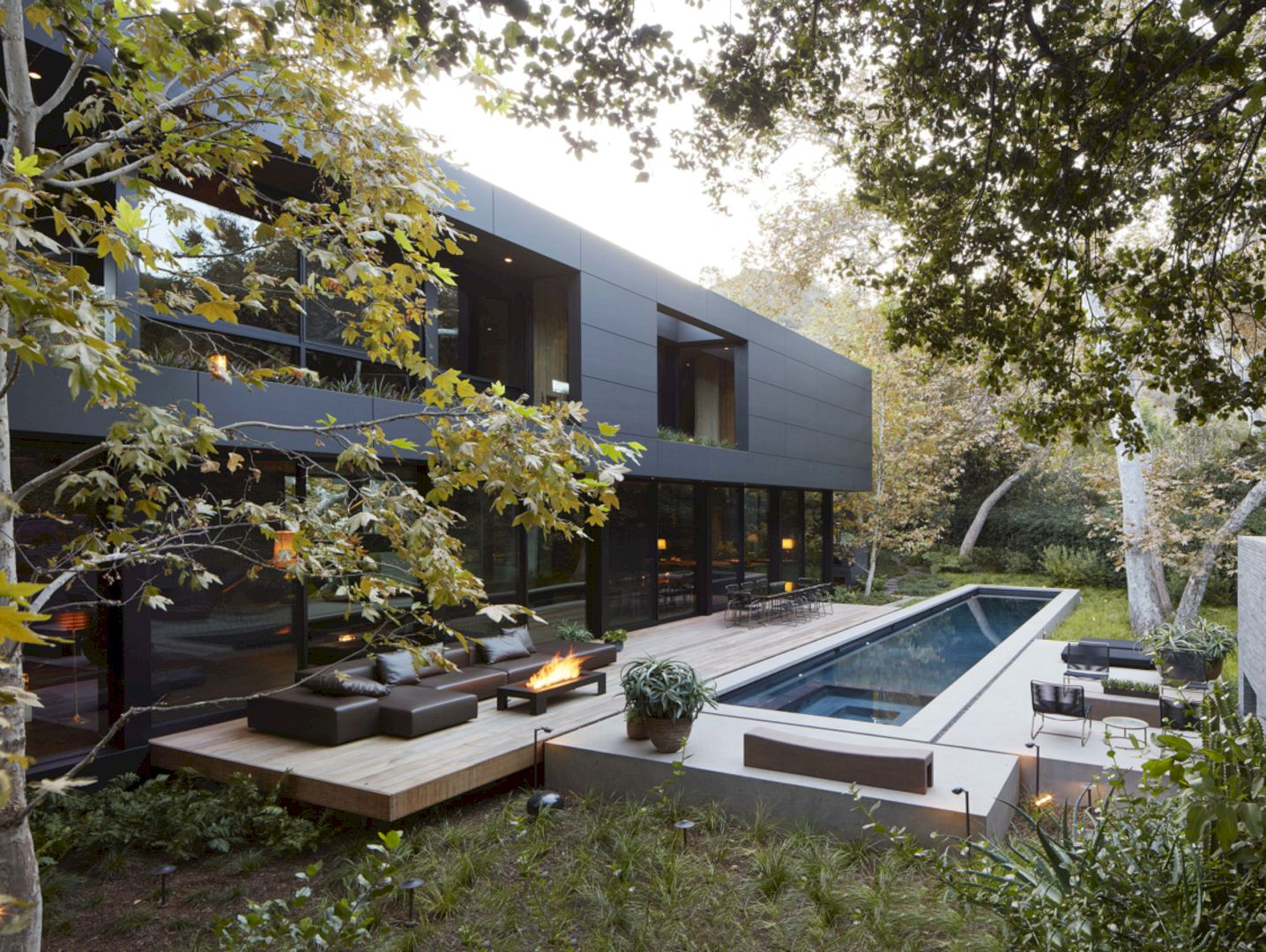 Mandeville Canyon By Marmol Radziner Architecture 15