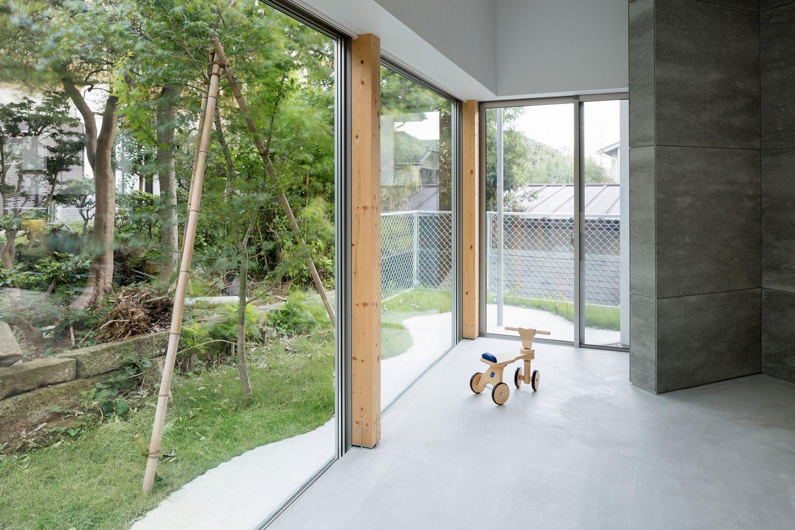 Oyamadai House By Frontoffice Tokyo 11