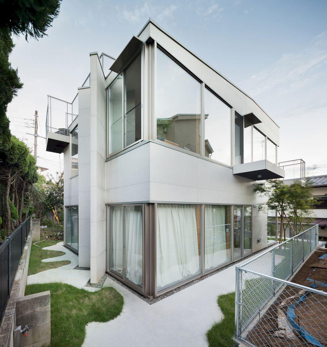 Oyamadai House By Frontoffice Tokyo 12