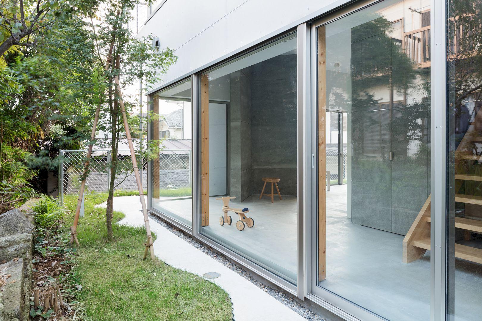 Oyamadai House By Frontoffice Tokyo 14