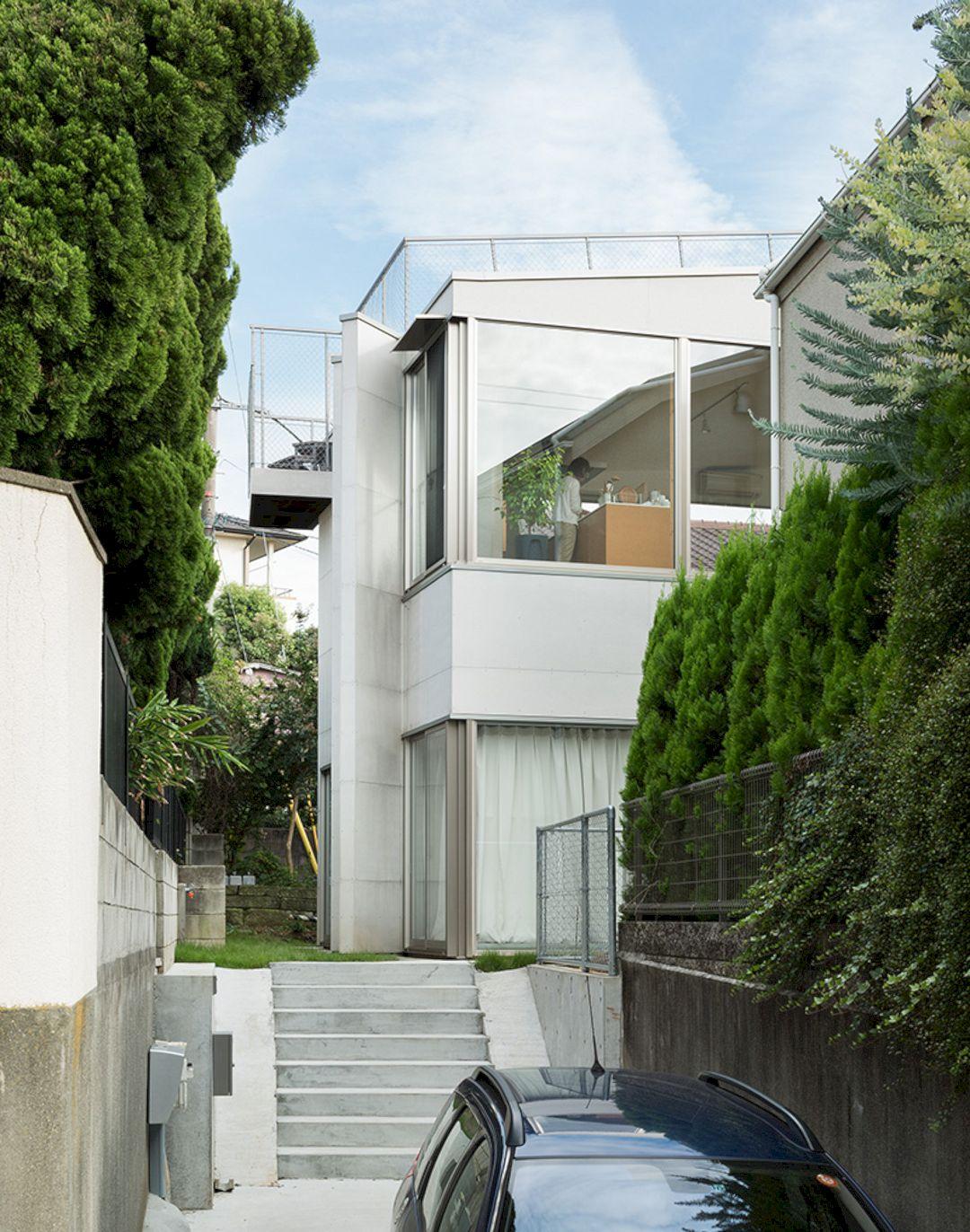 Oyamadai House By Frontoffice Tokyo 3
