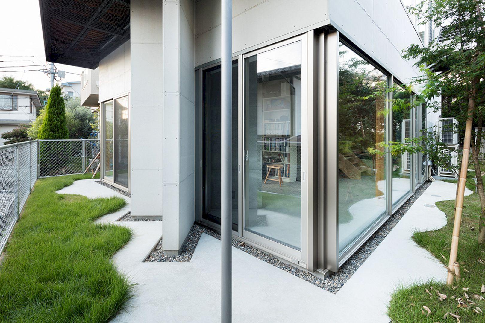 Oyamadai House By Frontoffice Tokyo 4