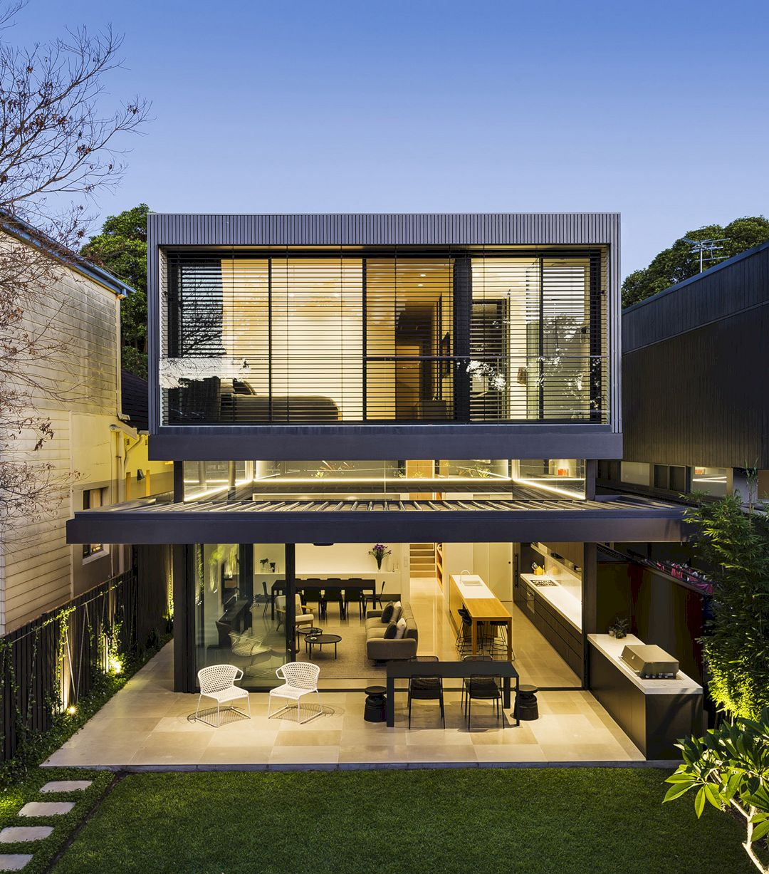 Queens Park House By Madeleine Blanchfield Architects 12