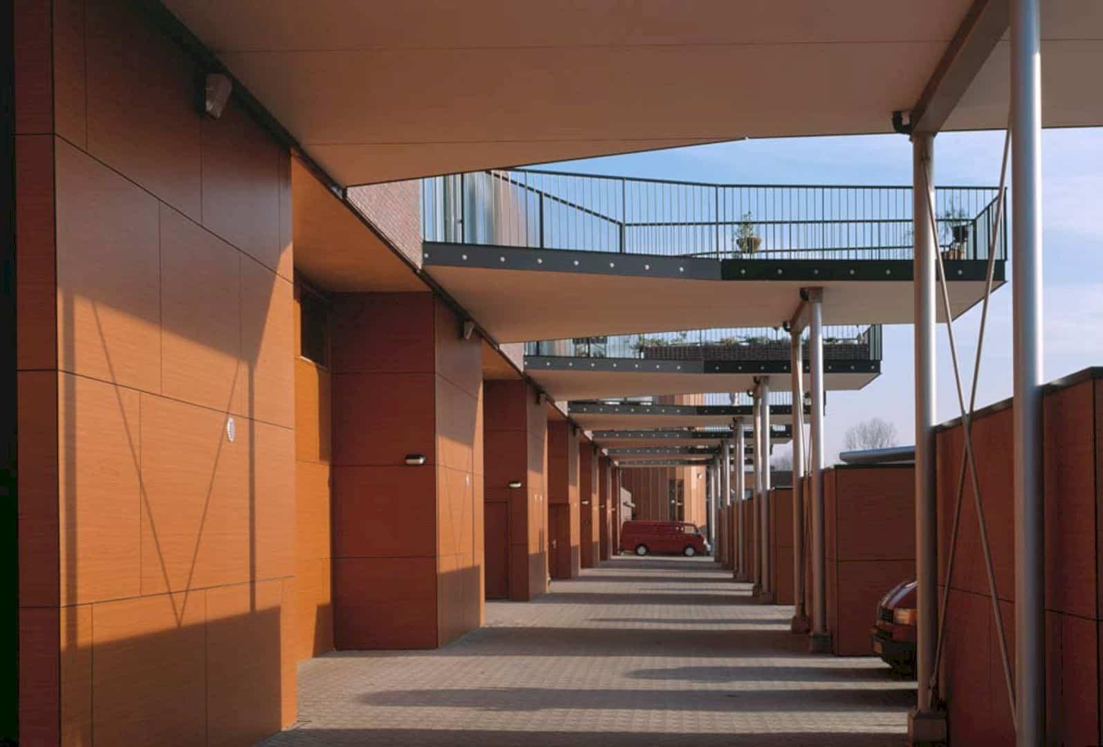 Residences ERL Site Leidschendam By Jeanne Dekkers Architectuur 4