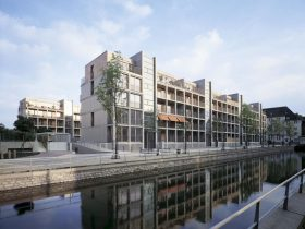Residential Buildings Inner Harbour By Ingenhoven Architects 3