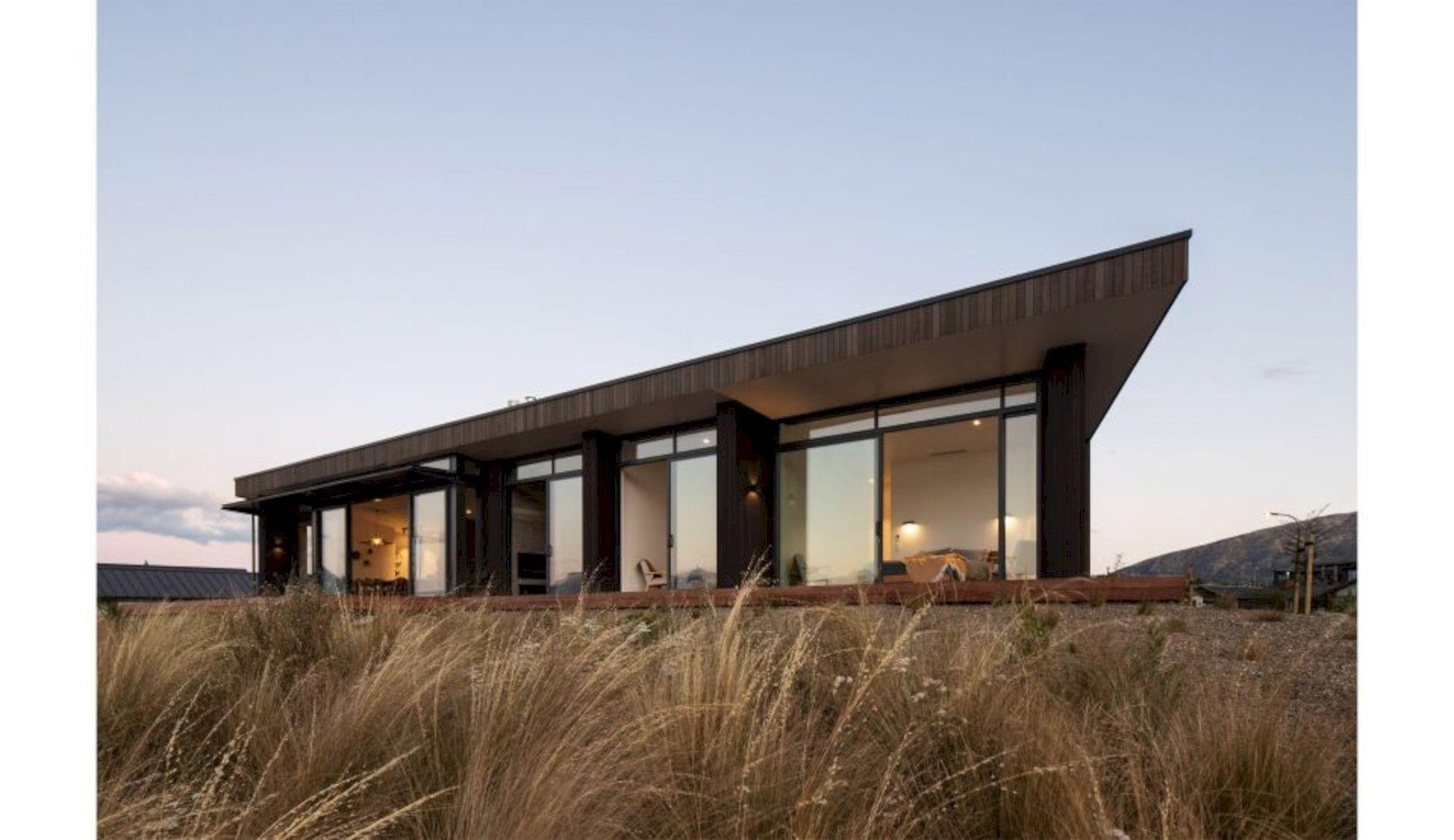 Ruby Ridge House By Condon Scott Architects 4