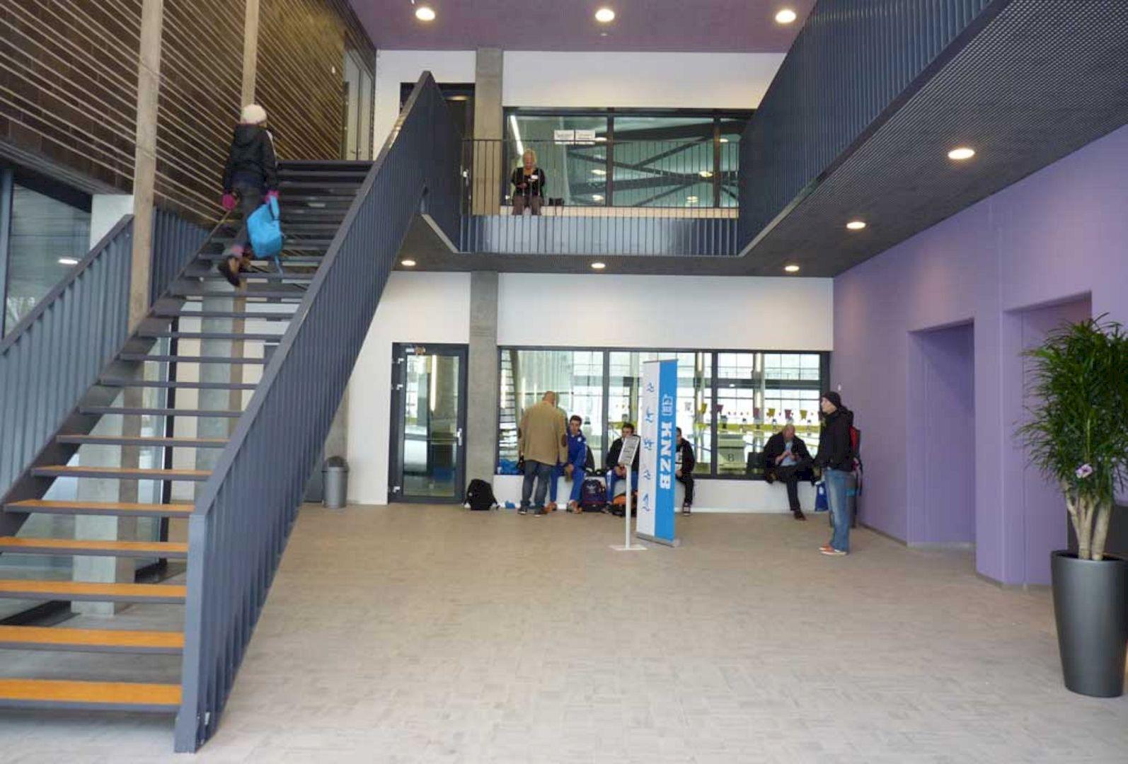 Swimming Pool De Krommerijn Utrecht By Jeanne Dekkers Architectuur 1