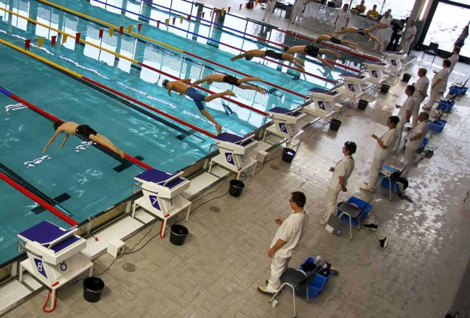 Swimming Pool De Krommerijn Utrecht By Jeanne Dekkers Architectuur 11