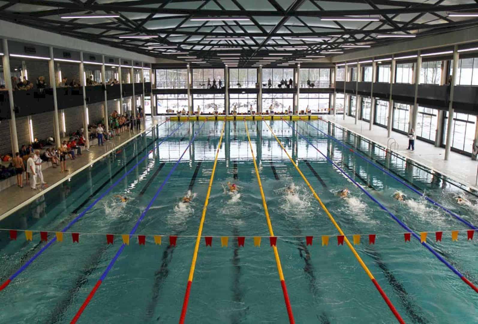 Swimming Pool De Krommerijn Utrecht By Jeanne Dekkers Architectuur 12