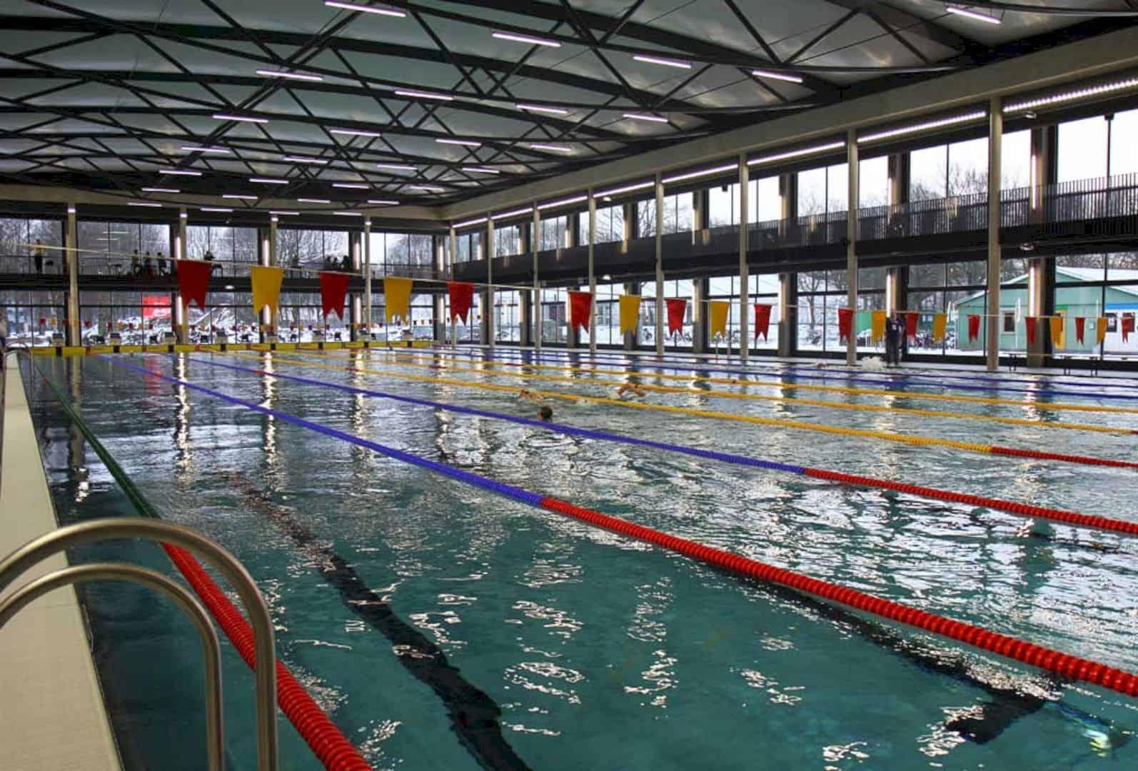 Swimming Pool De Krommerijn Utrecht By Jeanne Dekkers Architectuur 13