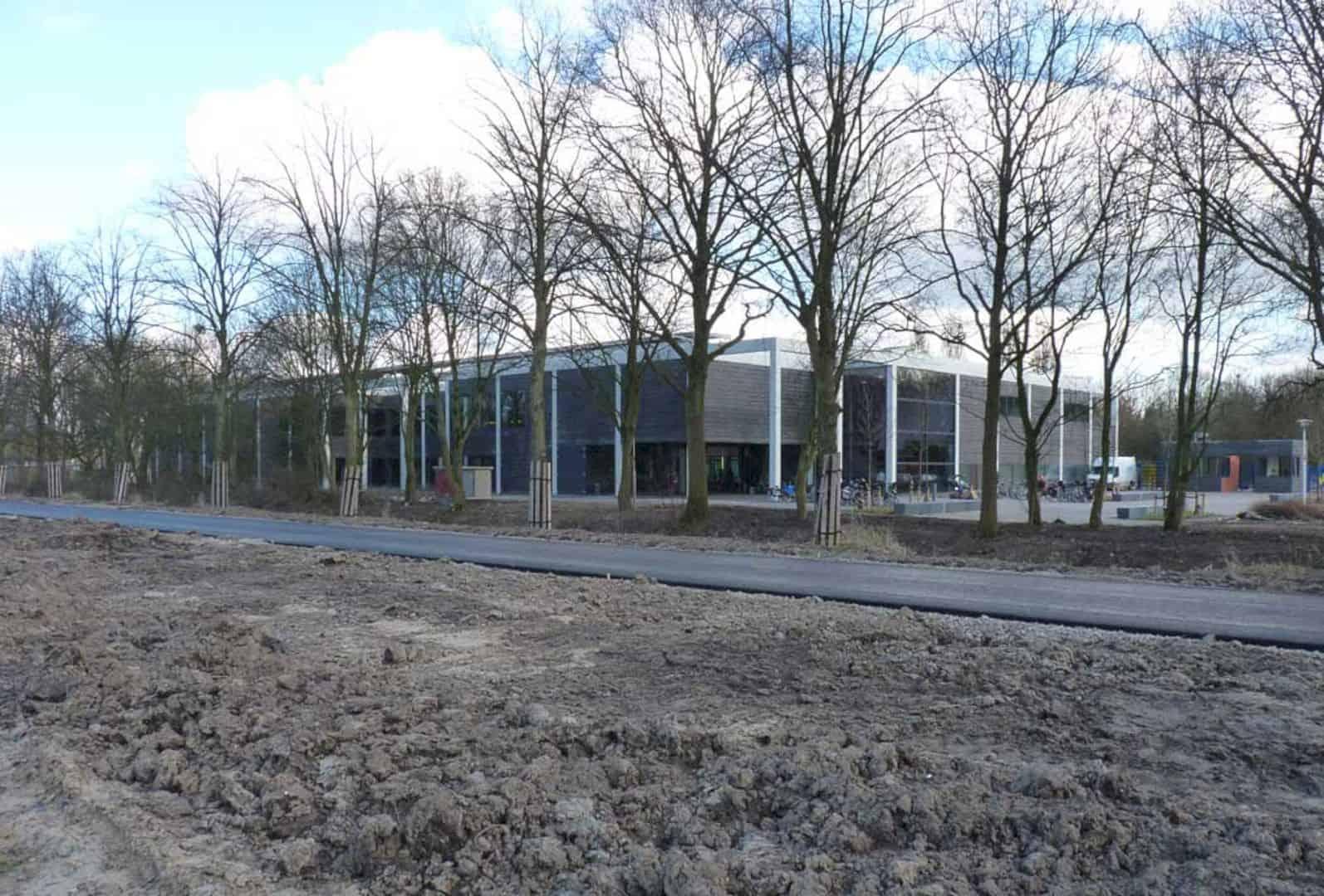Swimming Pool De Krommerijn Utrecht By Jeanne Dekkers Architectuur 14