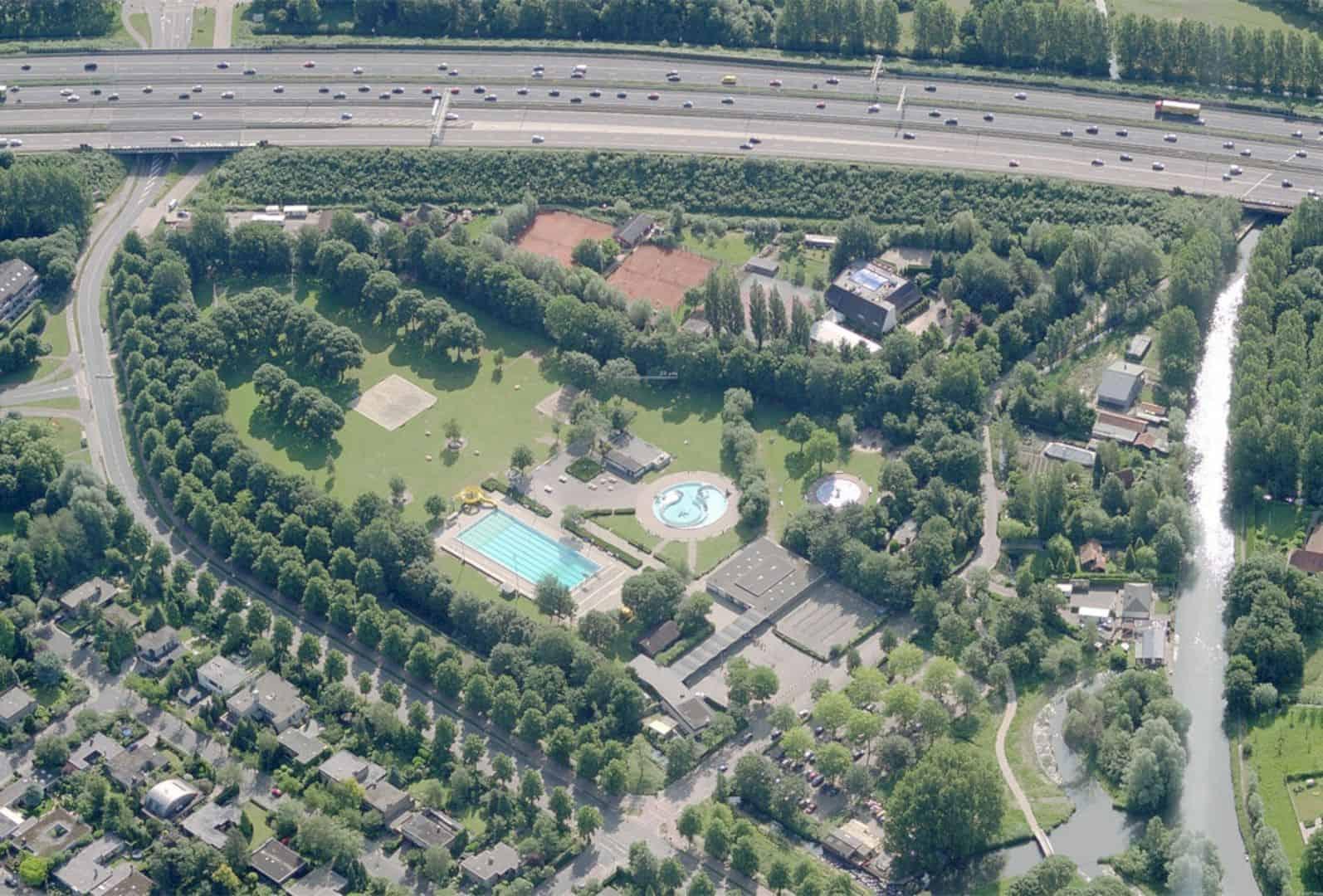 Swimming Pool De Krommerijn Utrecht By Jeanne Dekkers Architectuur 16