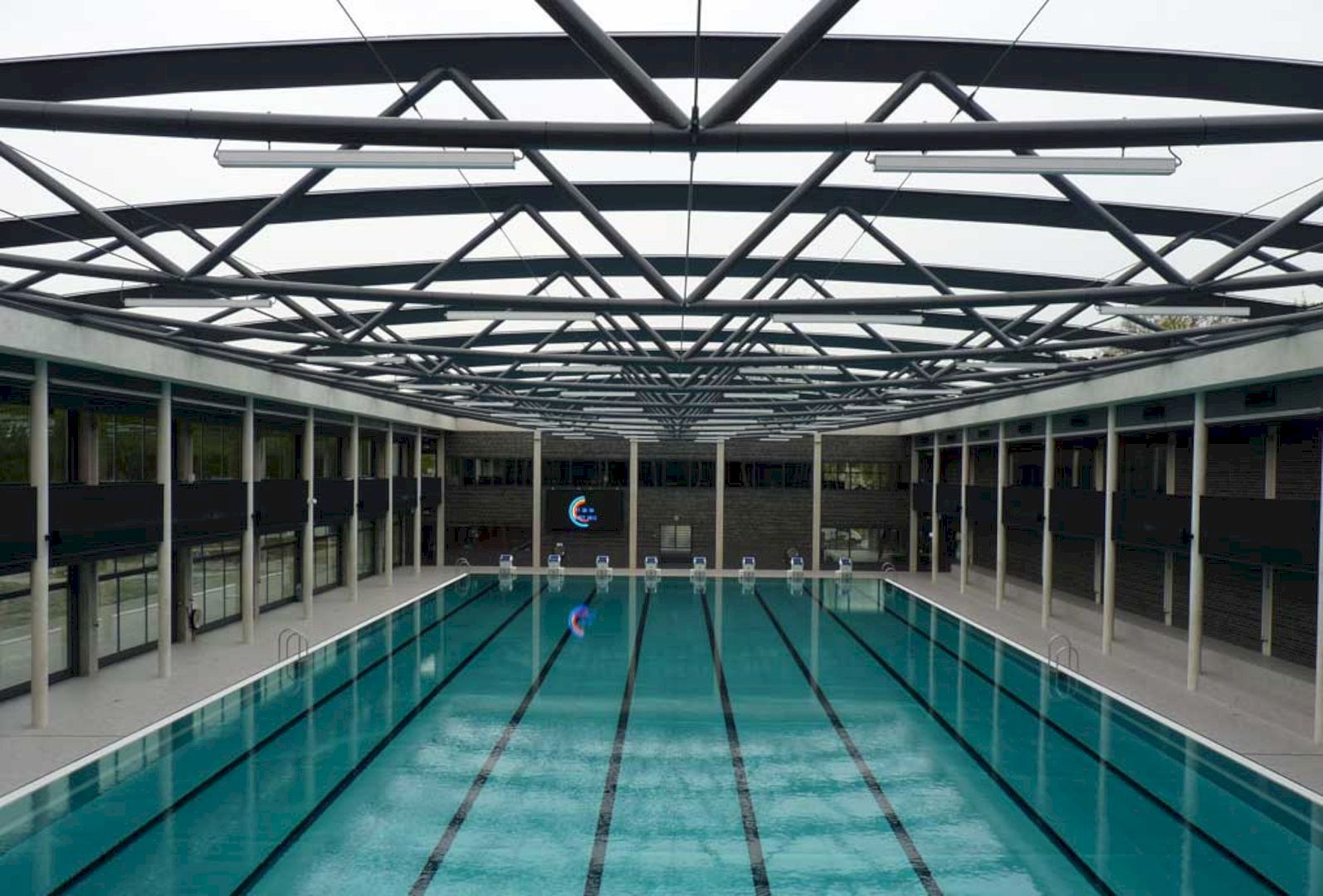 Swimming Pool De Krommerijn Utrecht By Jeanne Dekkers Architectuur 4