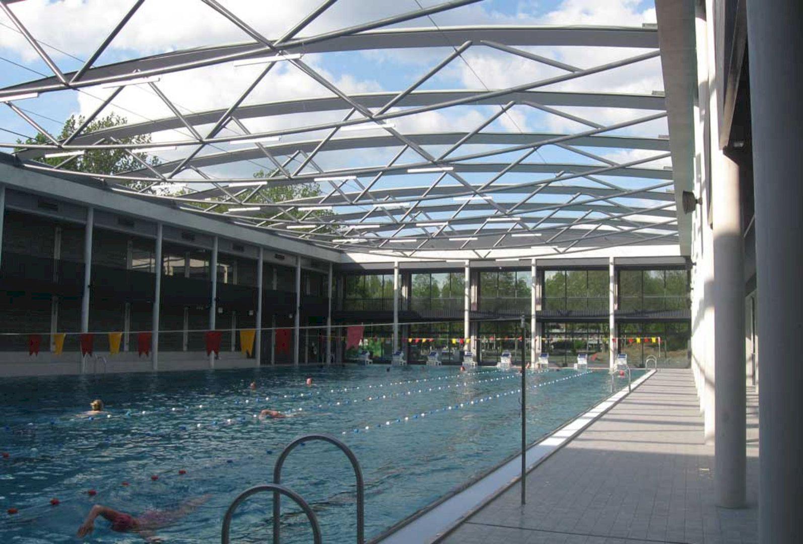 Swimming Pool De Krommerijn Utrecht By Jeanne Dekkers Architectuur 6