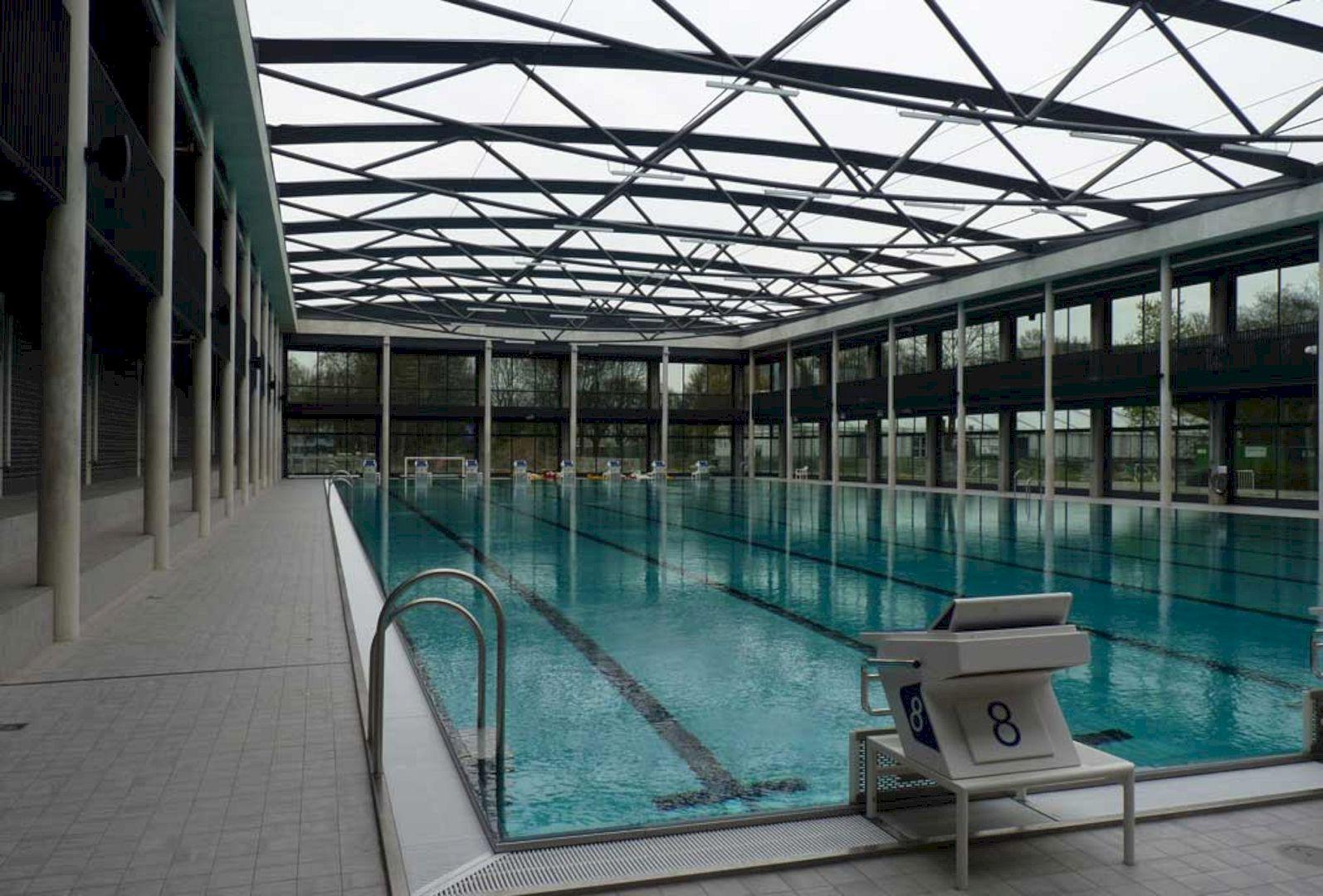 Swimming Pool De Krommerijn Utrecht By Jeanne Dekkers Architectuur 7