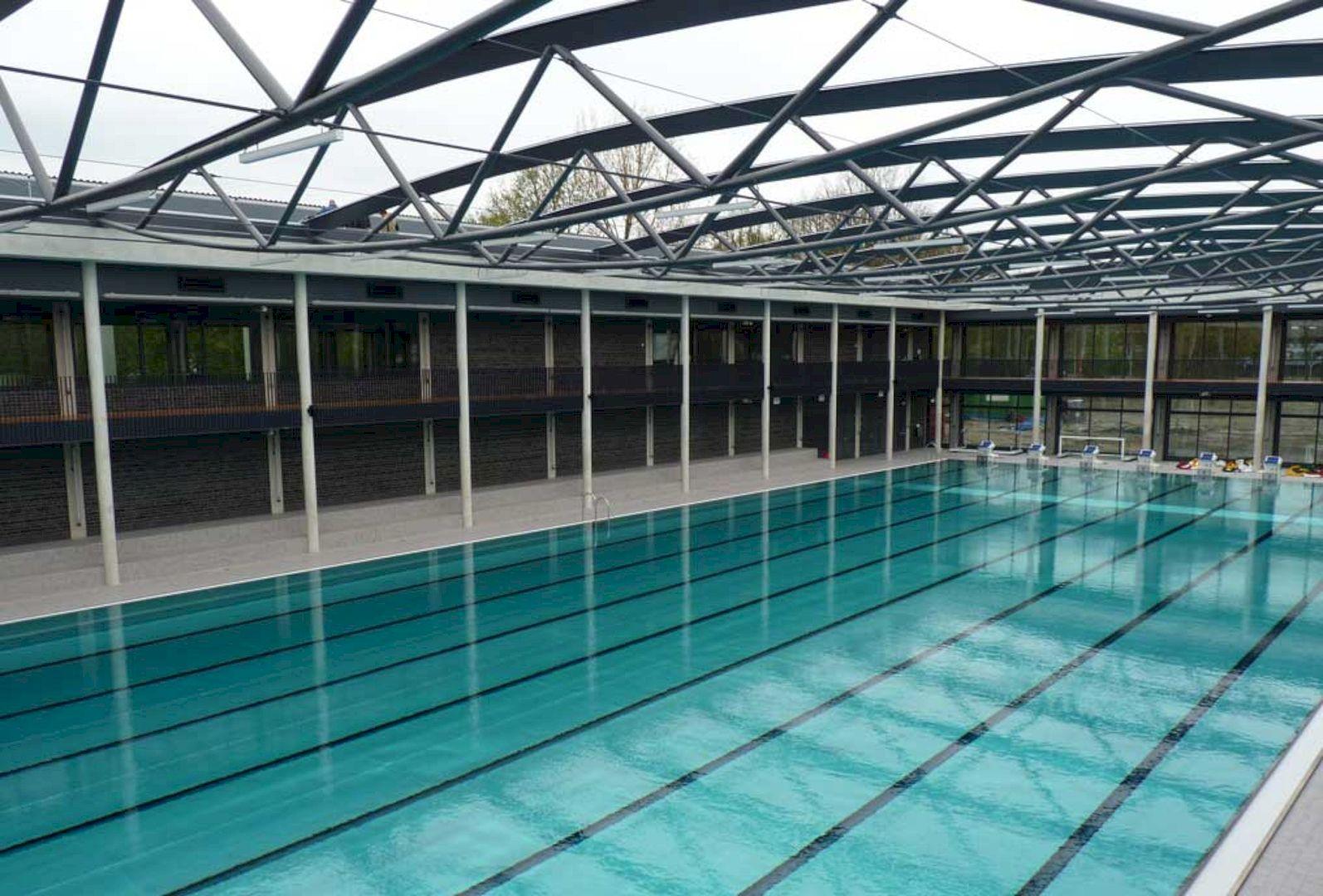 Swimming Pool De Krommerijn Utrecht By Jeanne Dekkers Architectuur 8