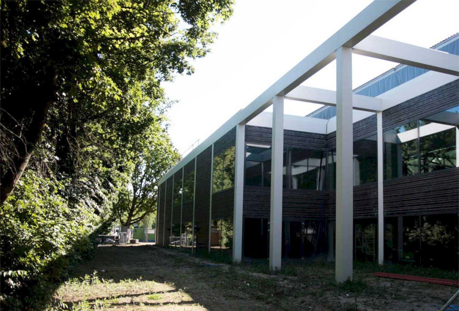 Swimming Pool De Krommerijn Utrecht By Jeanne Dekkers Architectuur 9