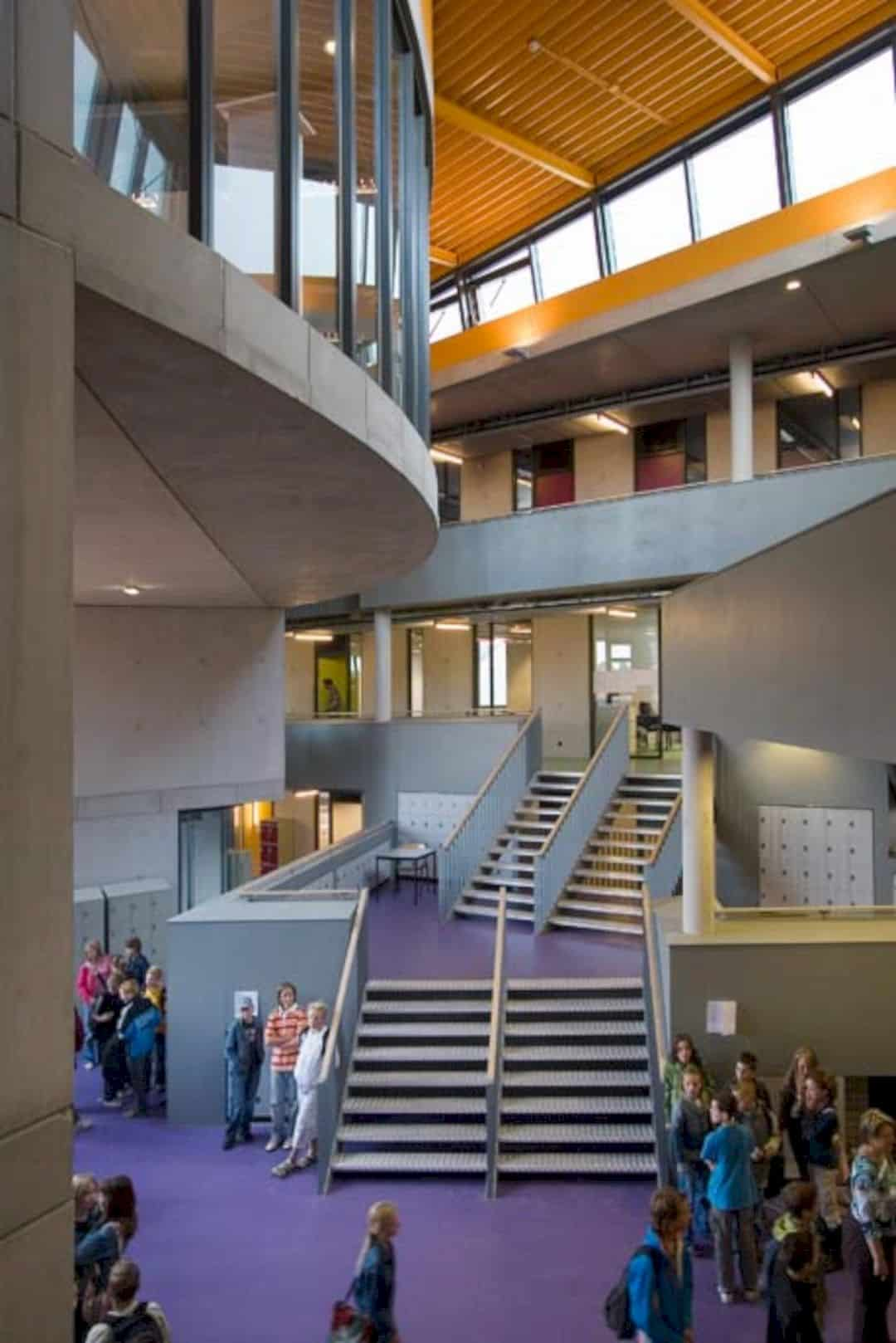 Valuascollege Venlo By Jeanne Dekkers Architectuur 1