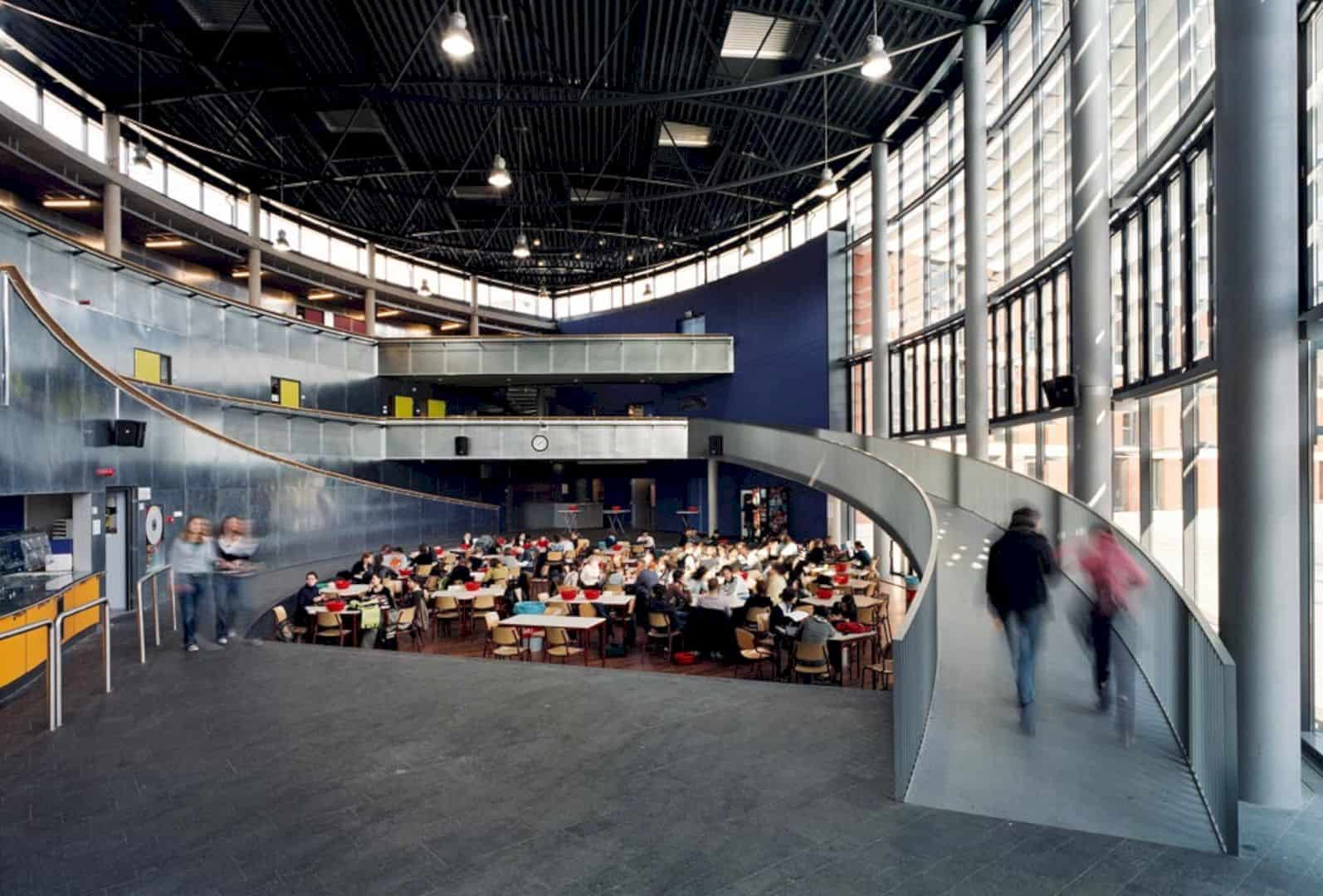 Valuascollege Venlo By Jeanne Dekkers Architectuur 15