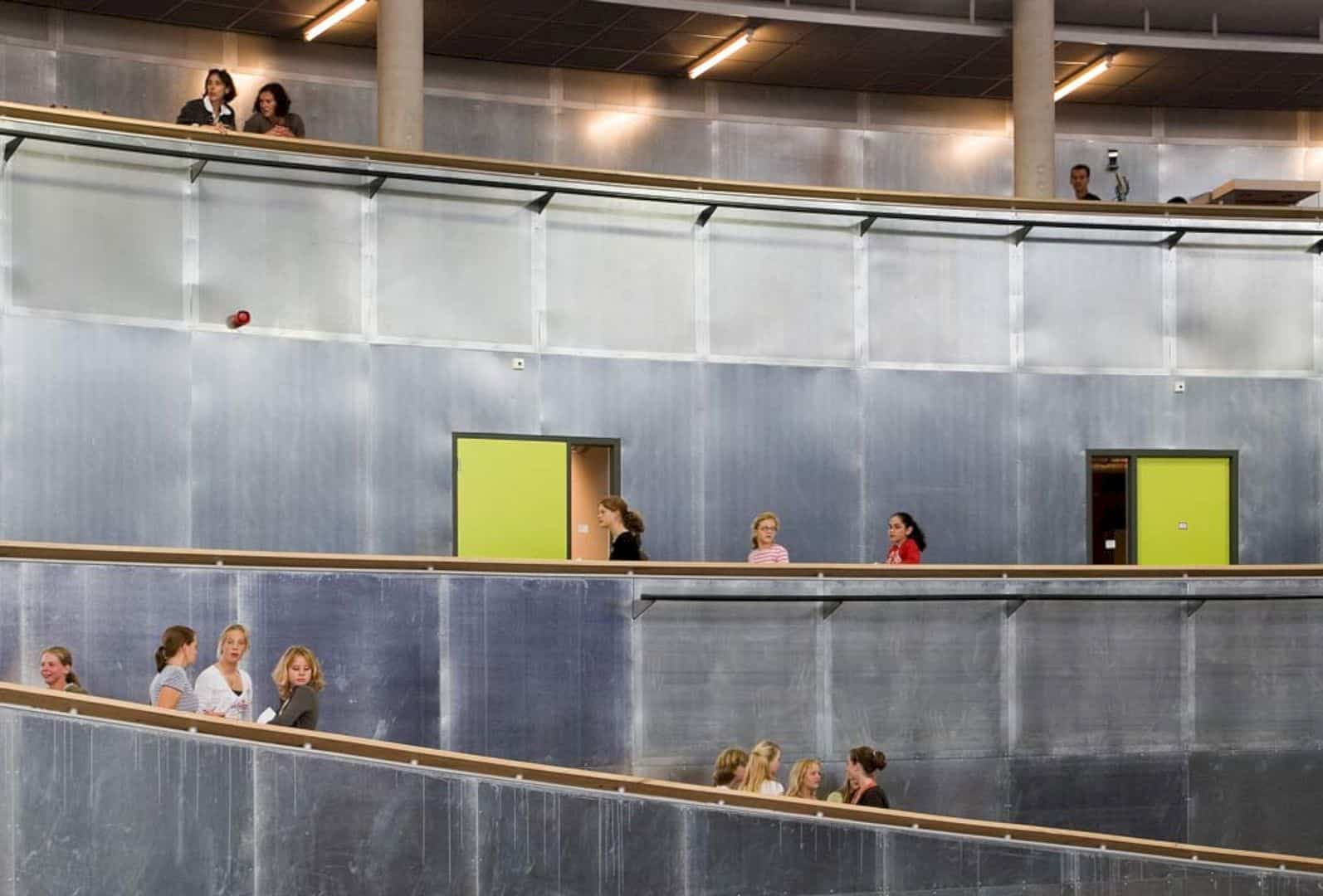 Valuascollege Venlo By Jeanne Dekkers Architectuur 4