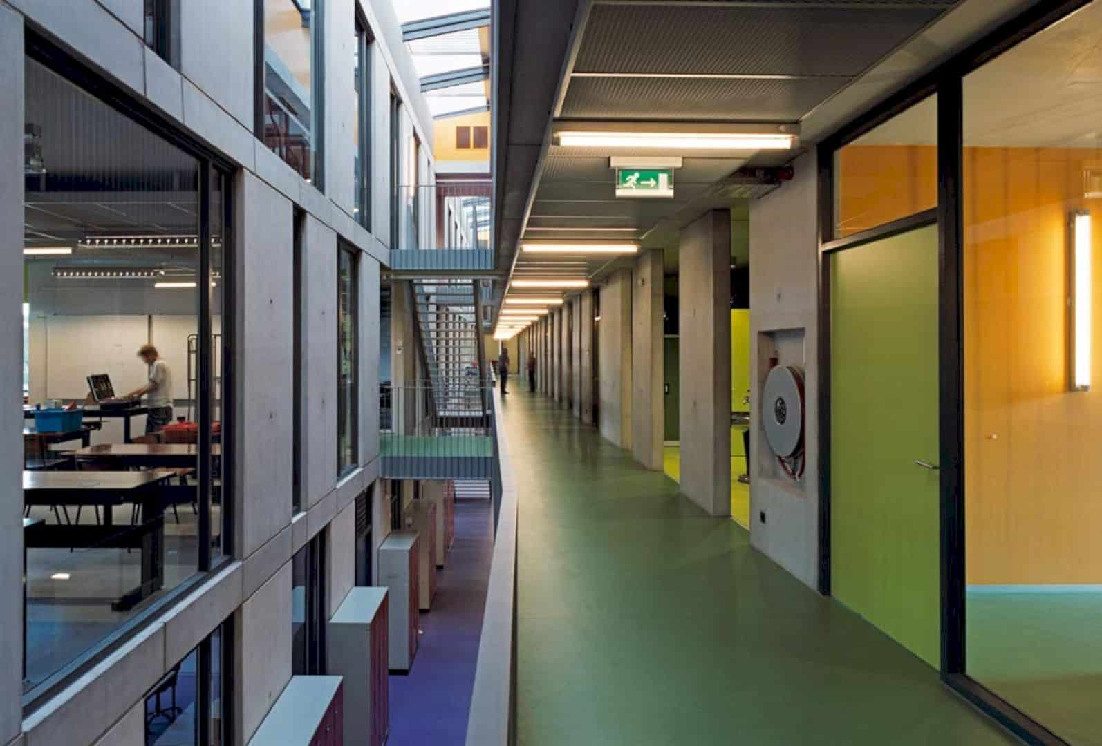 Valuascollege Venlo By Jeanne Dekkers Architectuur 5