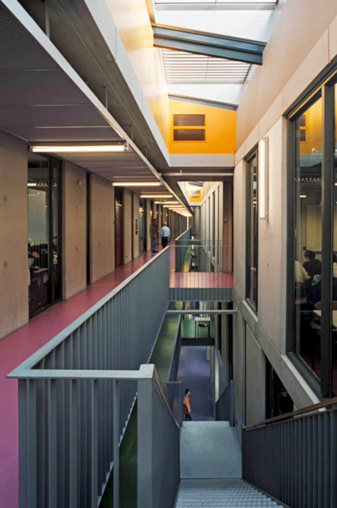 Valuascollege Venlo By Jeanne Dekkers Architectuur 8