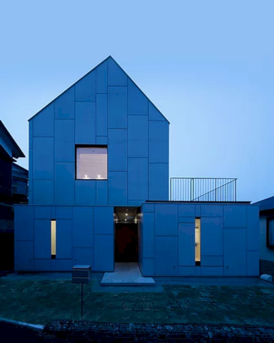 YKH House By ISSHOArchitects 3