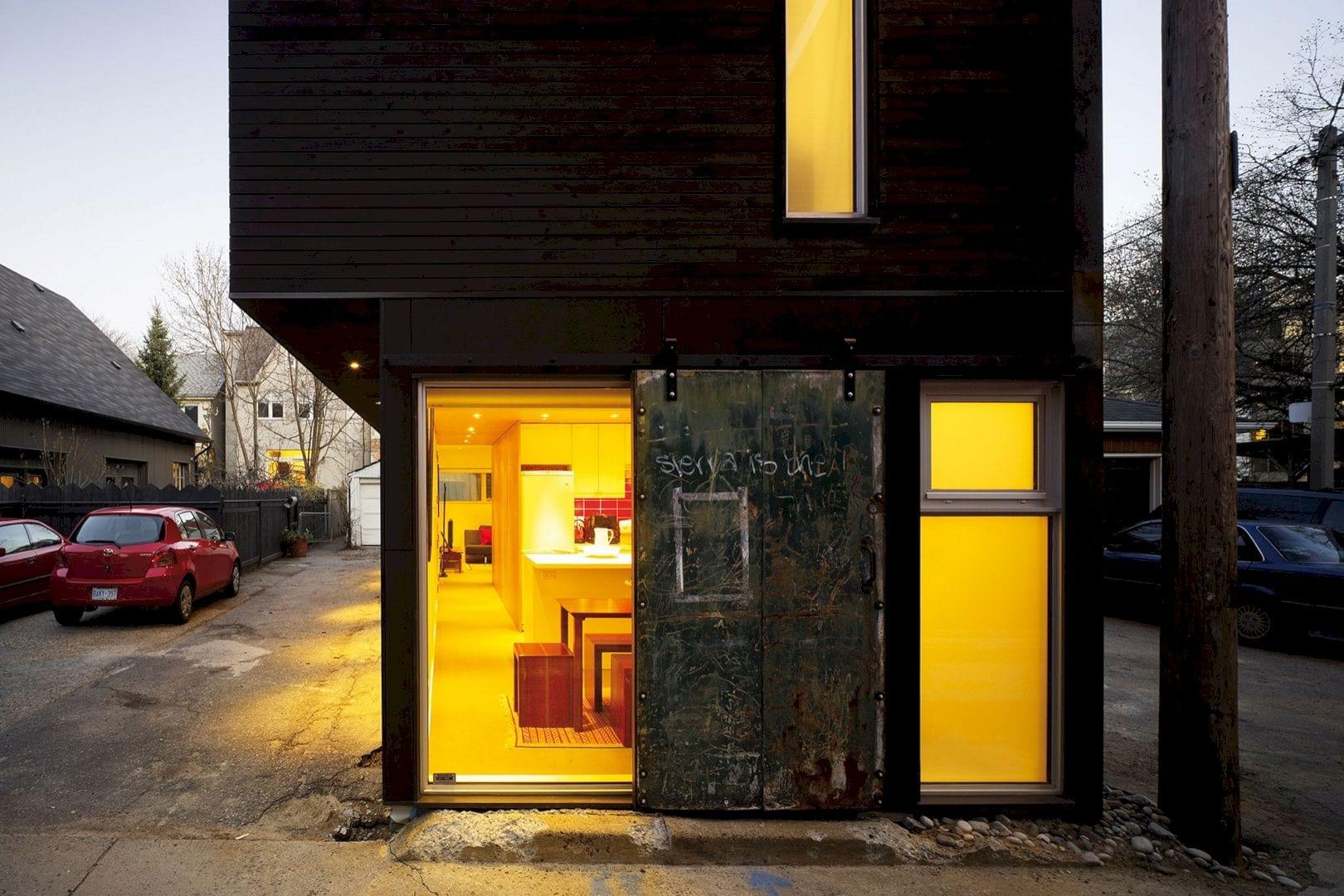 40R Laneway House By Superkul 3