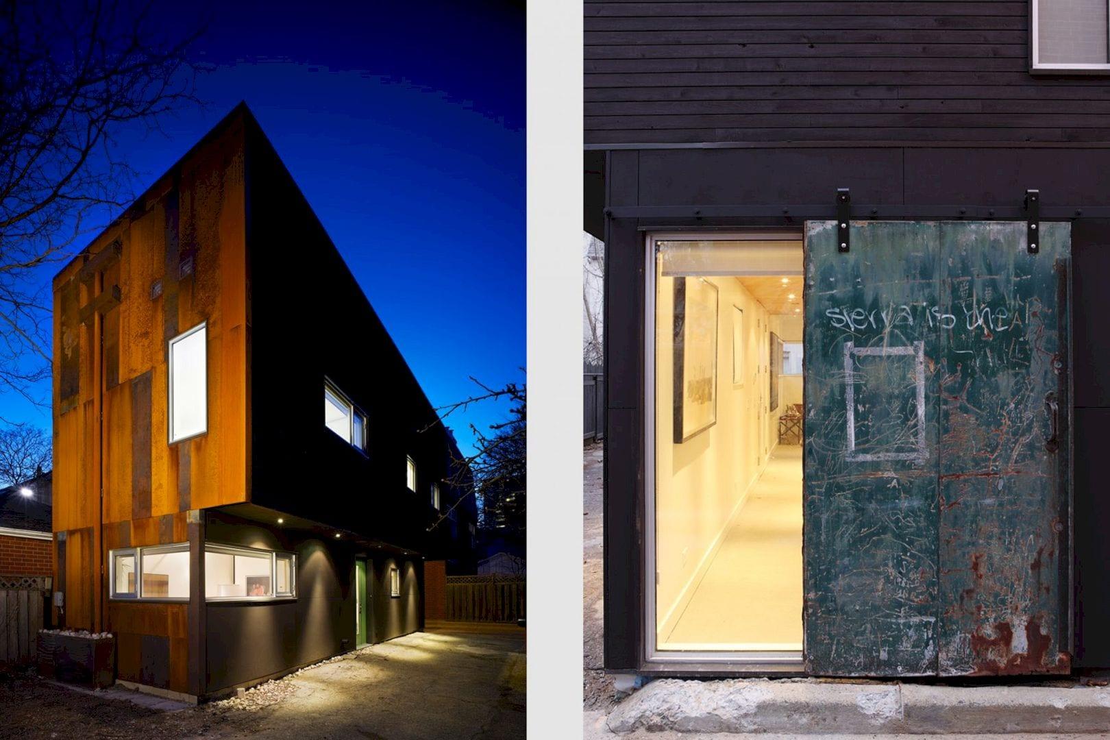 40R Laneway House By Superkul 7