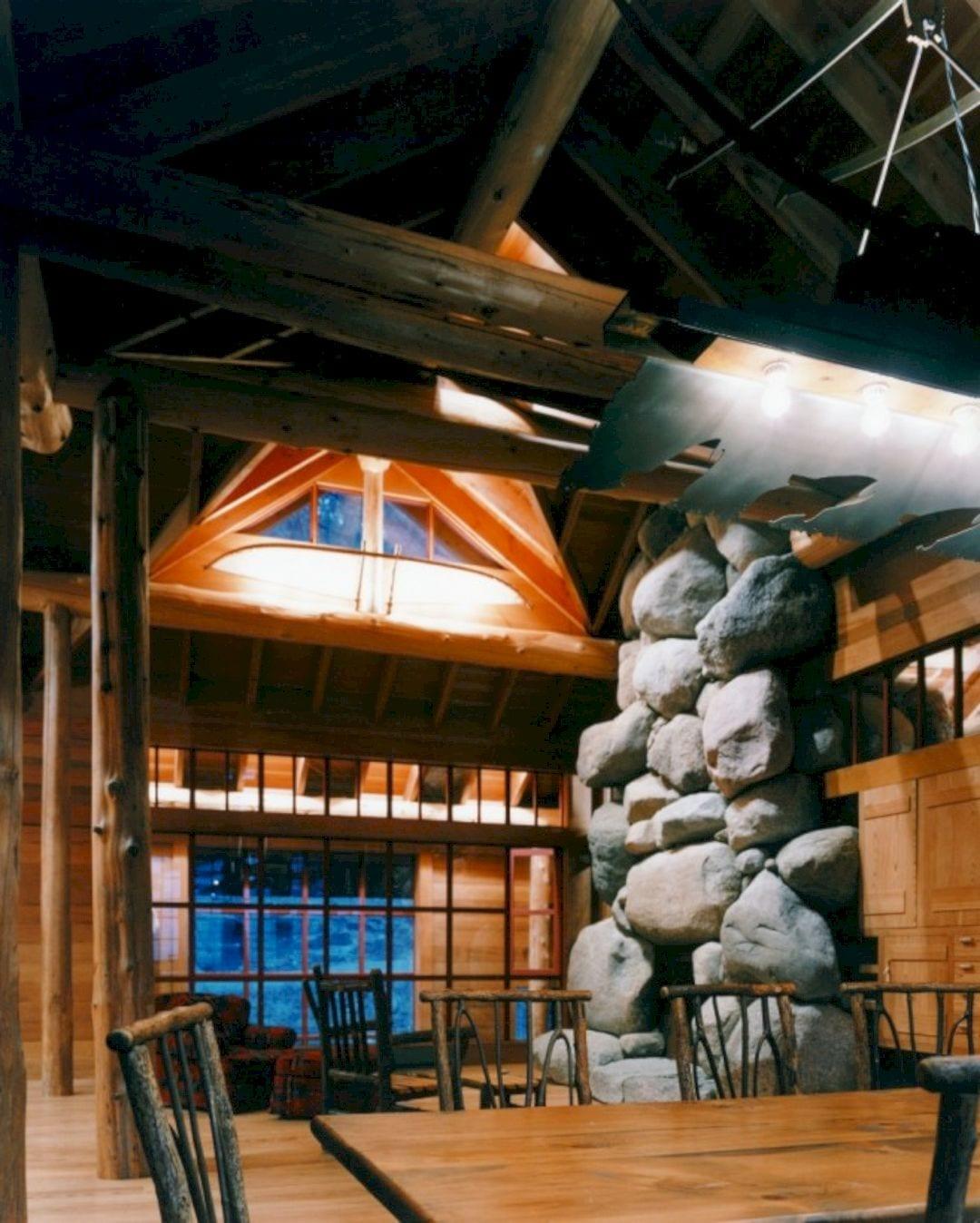 Adirondack Retreat By Bohlin Cywinski Jackson 2