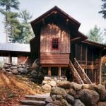 Adirondack Retreat By Bohlin Cywinski Jackson 4