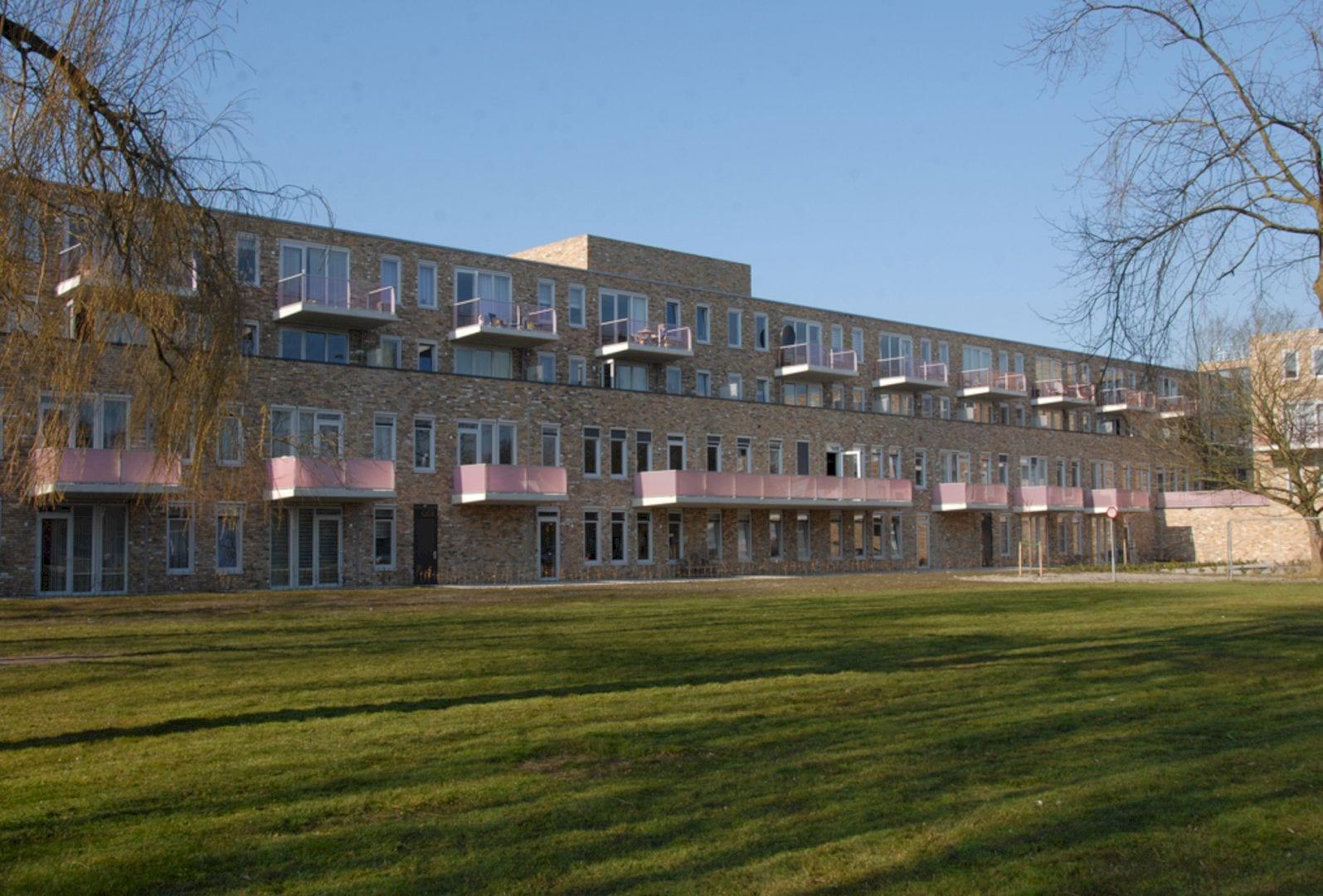 Apartments Tamarixplantsoen Heerhugowaard By Jeanne Dekkers Architectuur 1
