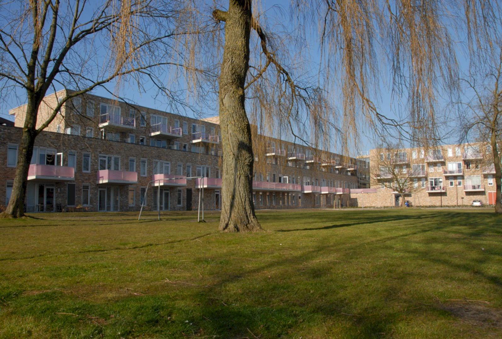 Apartments Tamarixplantsoen Heerhugowaard By Jeanne Dekkers Architectuur 2