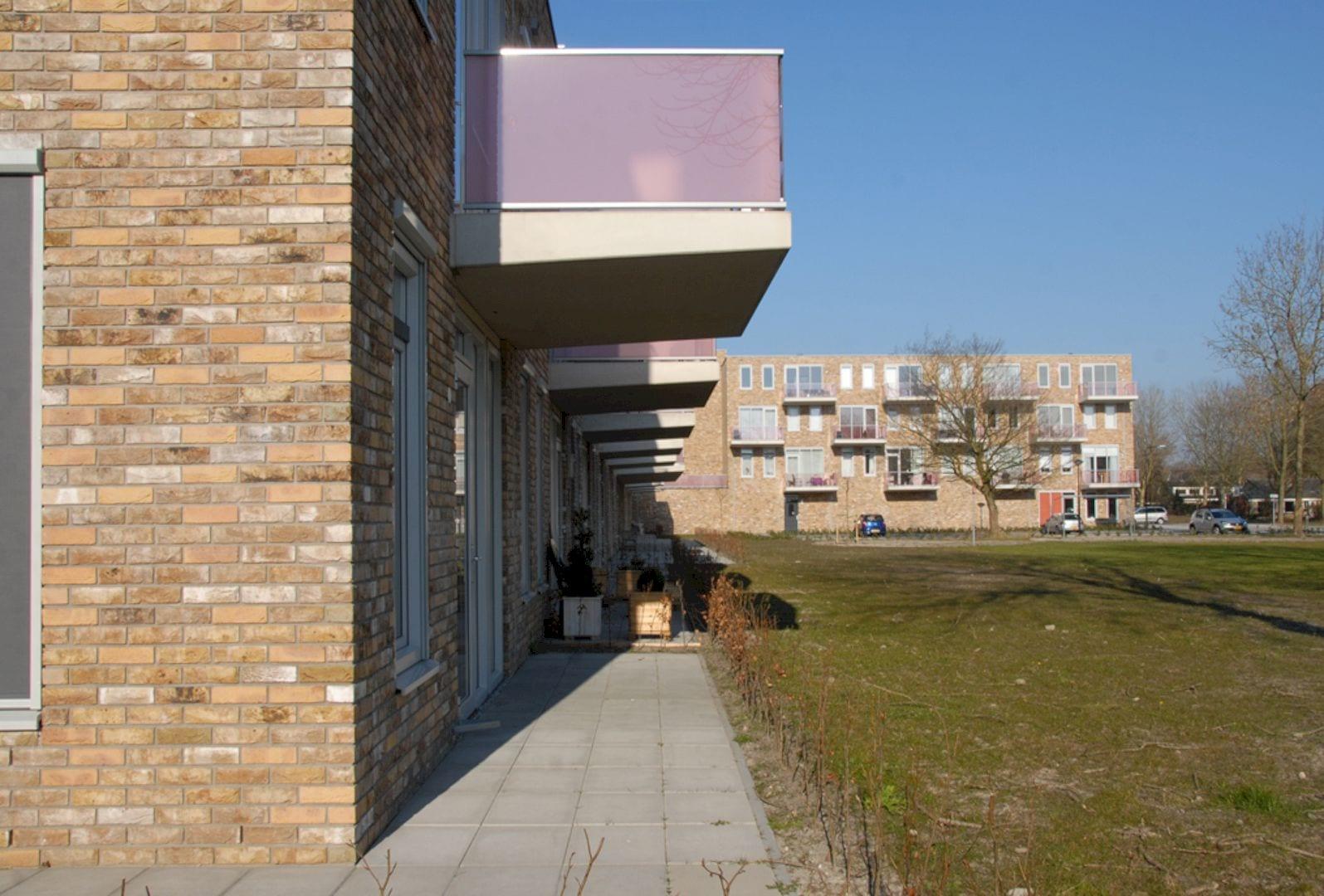 Apartments Tamarixplantsoen Heerhugowaard By Jeanne Dekkers Architectuur 3
