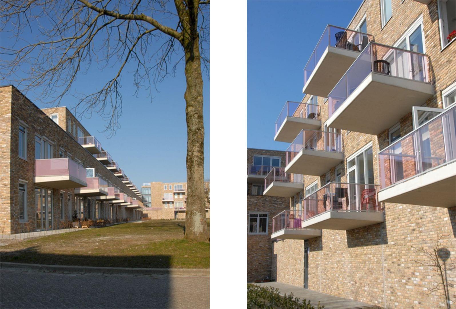 Apartments Tamarixplantsoen Heerhugowaard By Jeanne Dekkers Architectuur 4