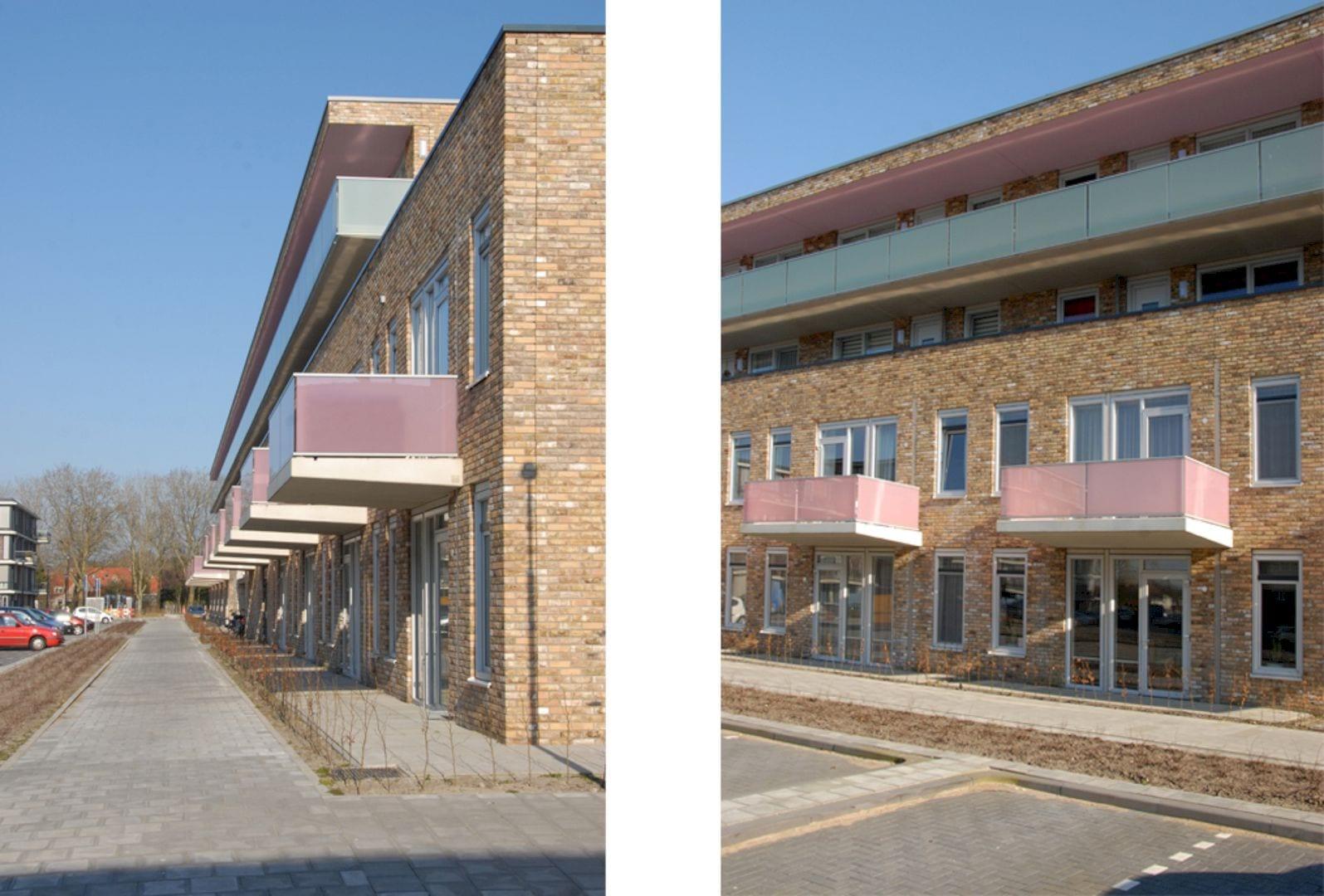 Apartments Tamarixplantsoen Heerhugowaard By Jeanne Dekkers Architectuur 5