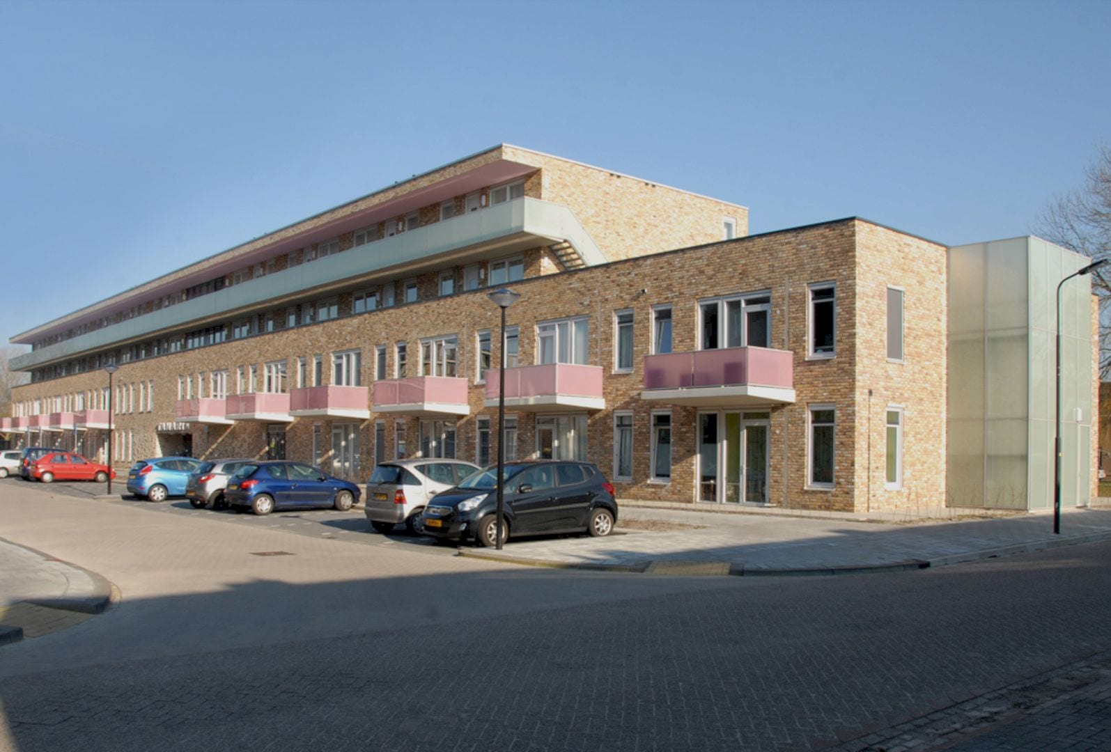 Apartments Tamarixplantsoen Heerhugowaard By Jeanne Dekkers Architectuur 8