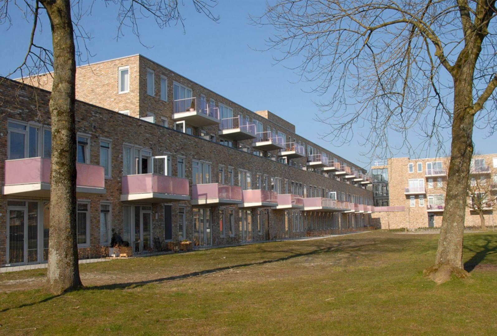 Apartments Tamarixplantsoen Heerhugowaard By Jeanne Dekkers Architectuur 9