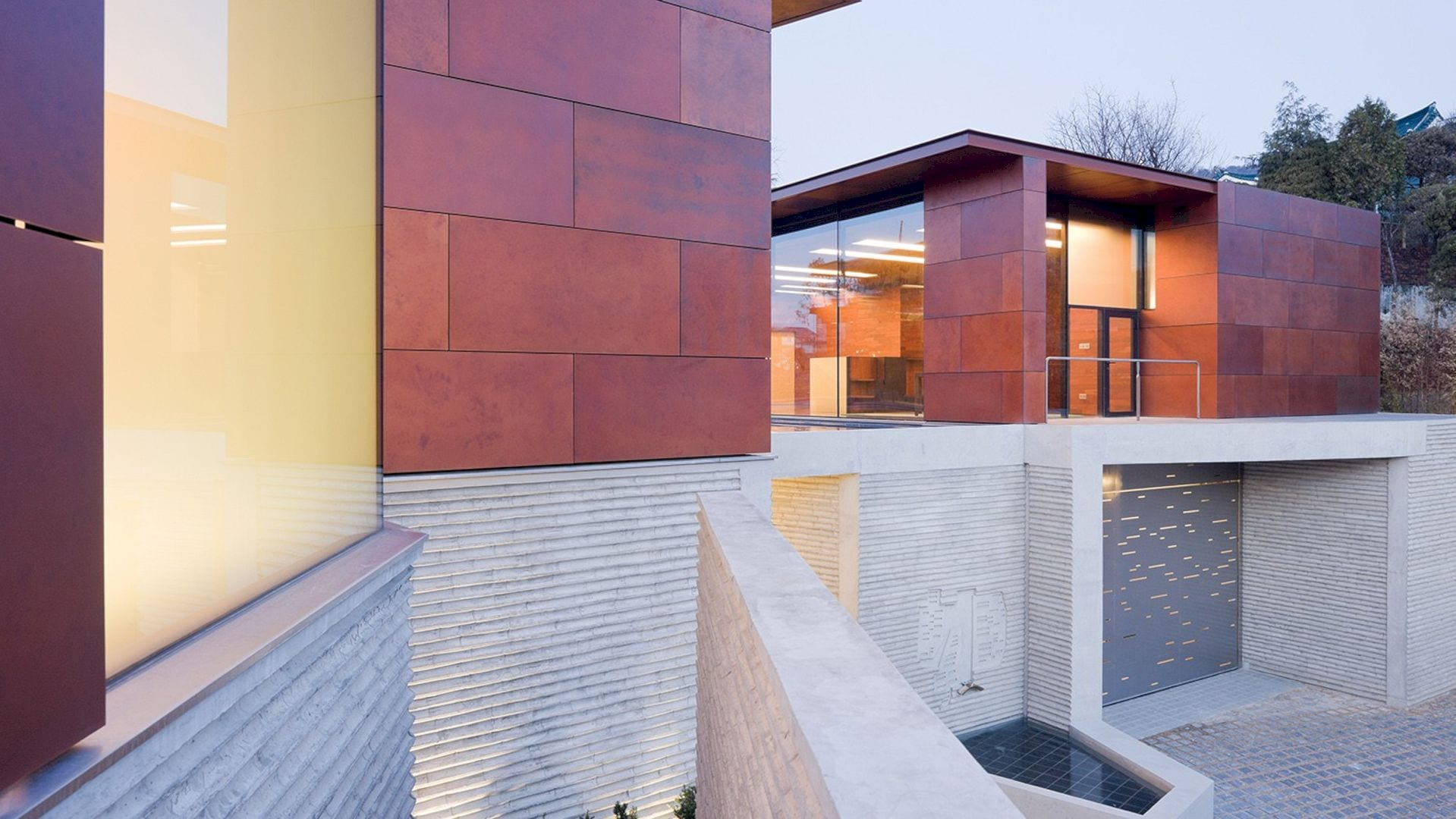 Daeyang Gallery And House By Steven Holl Architects 5