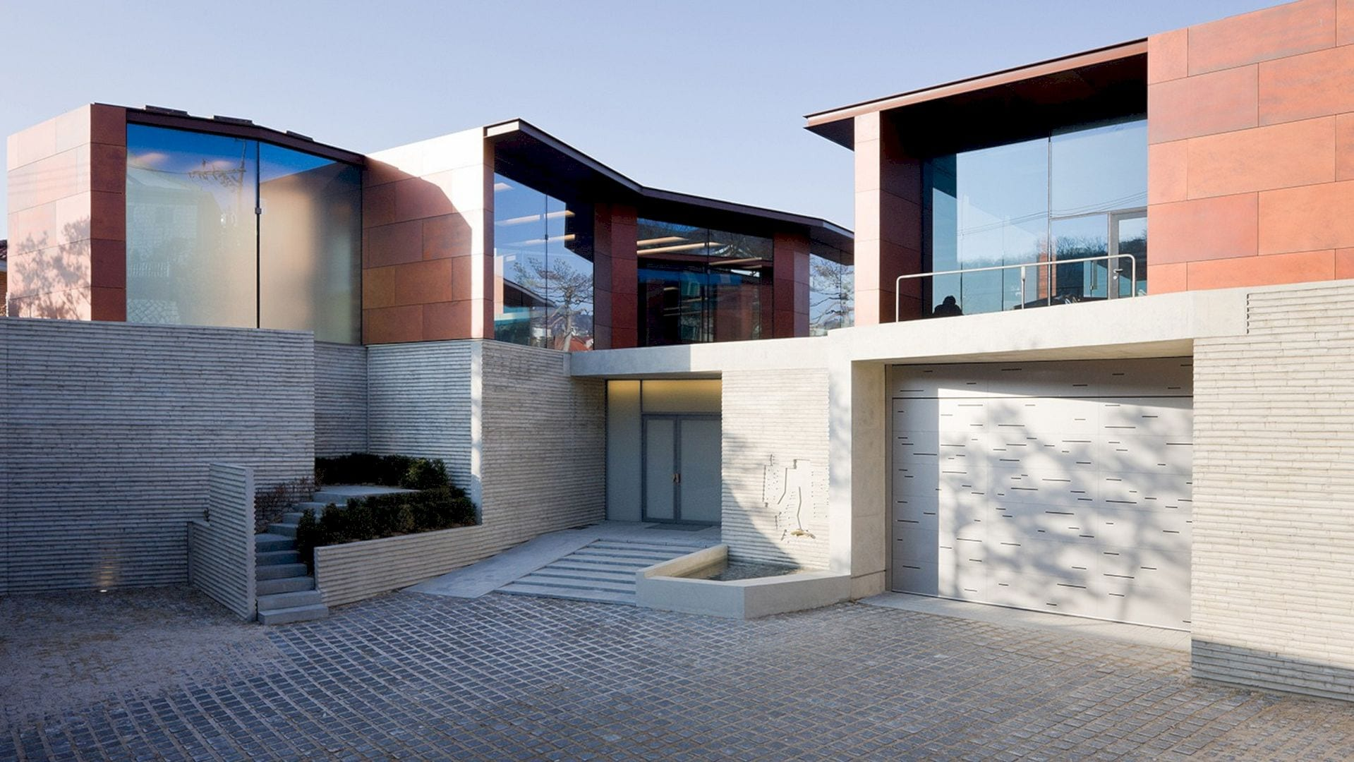 Daeyang Gallery And House By Steven Holl Architects 7