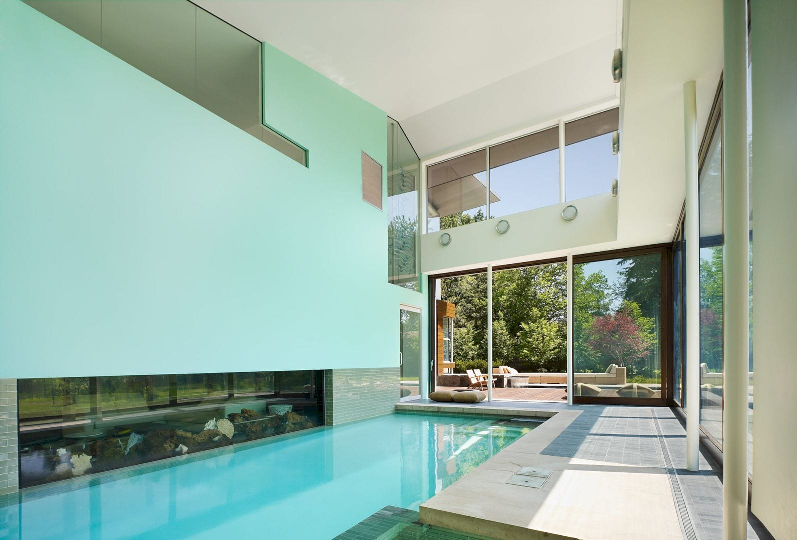 Davis Residence By Abramson Architects 8