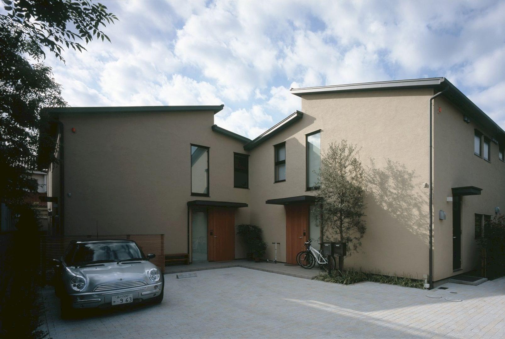 Denenchofu Terrace Houses By Community Housing LLC 22